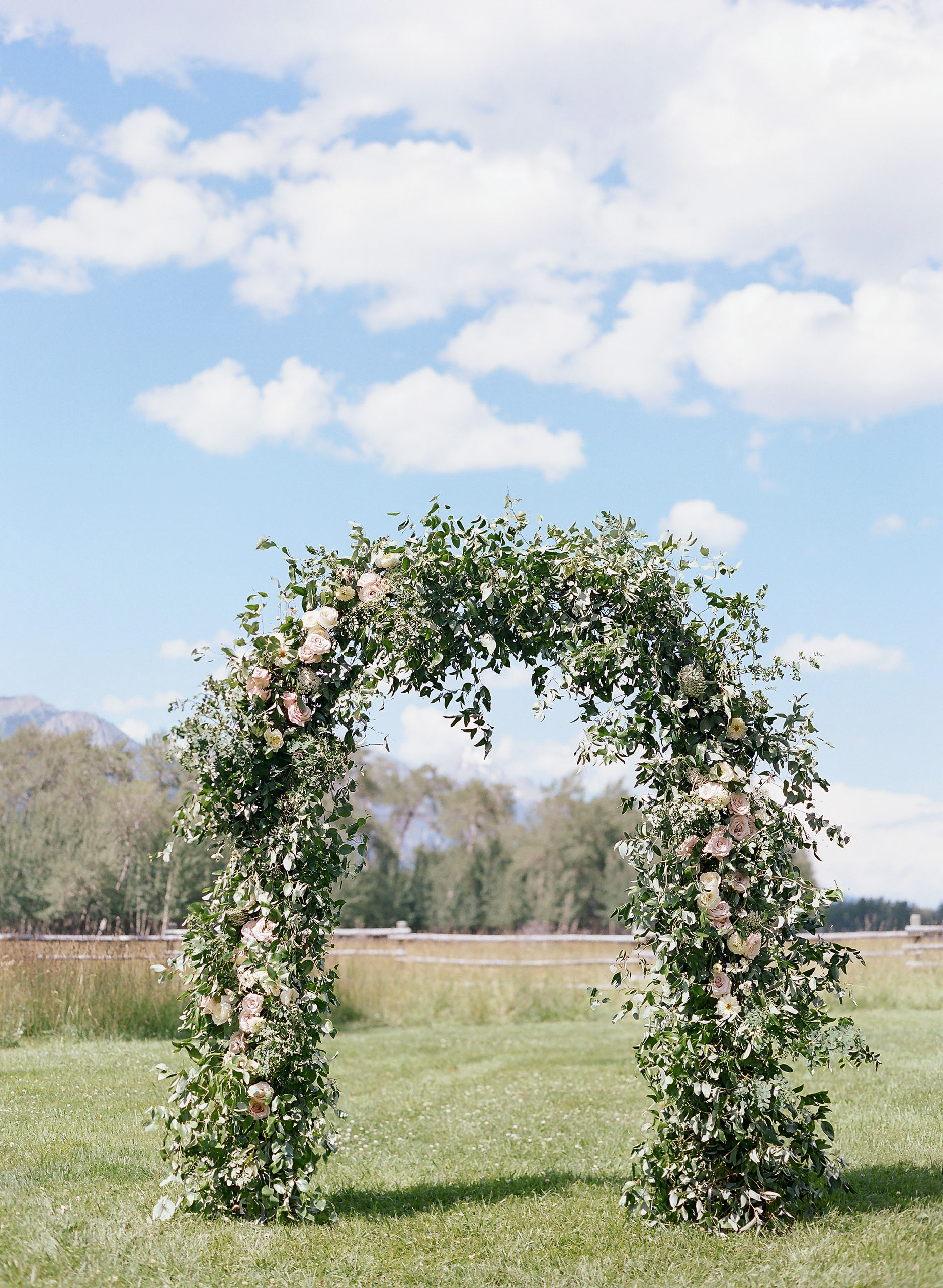 The Ceremony Arch