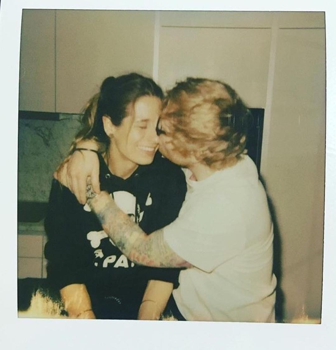 Ed Sheeran Engaged