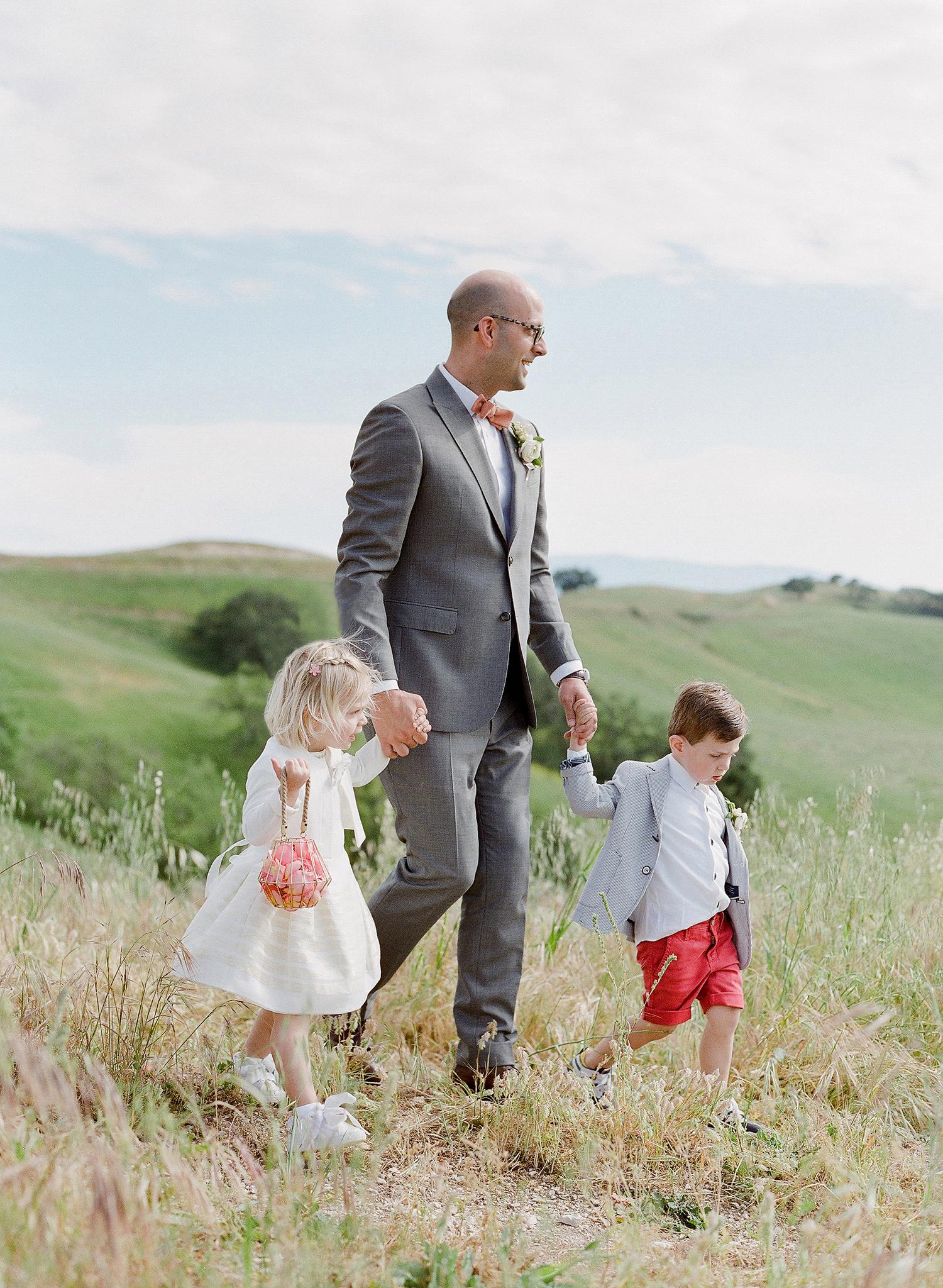 marianne patrick groom with children