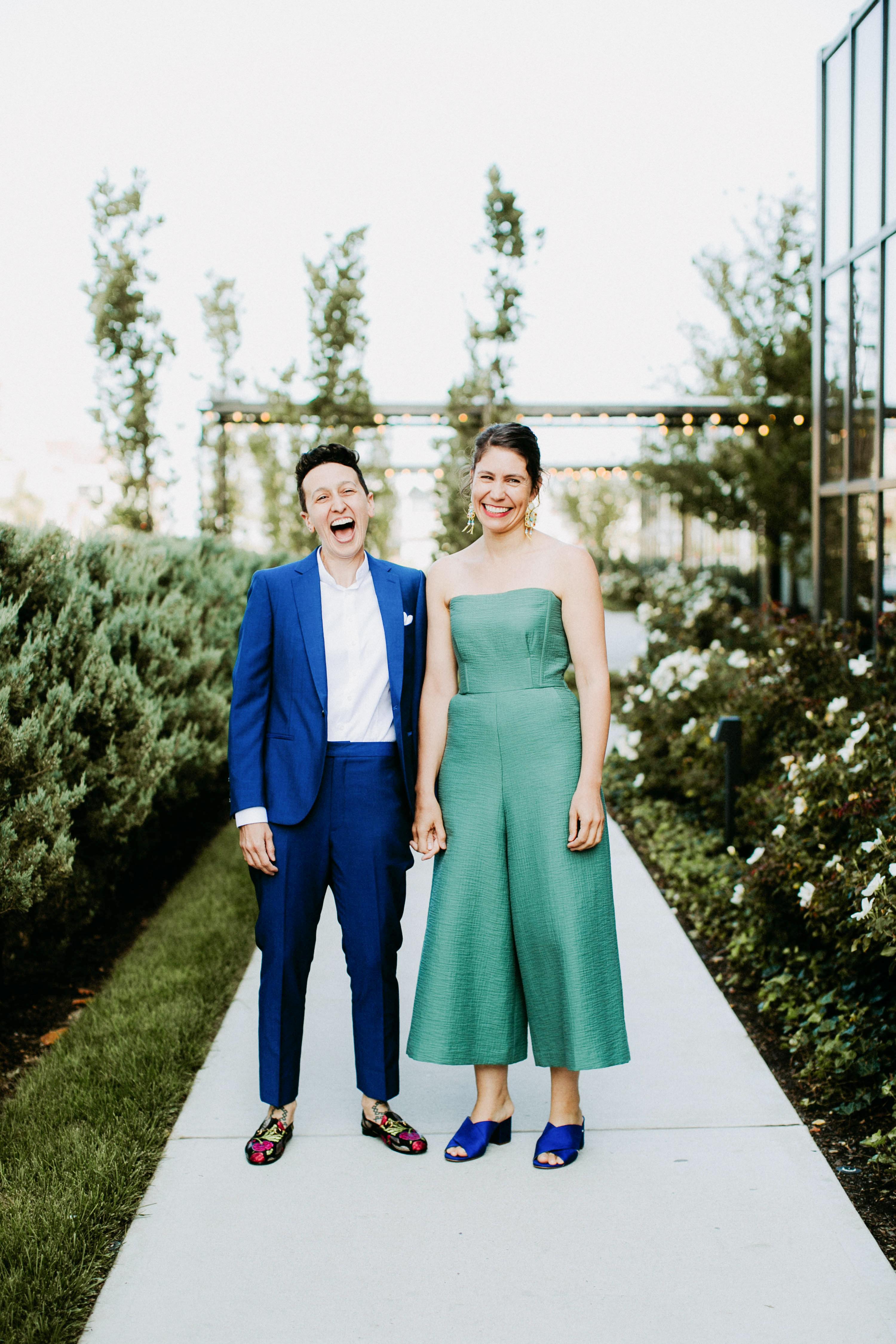 wedding brides portrait