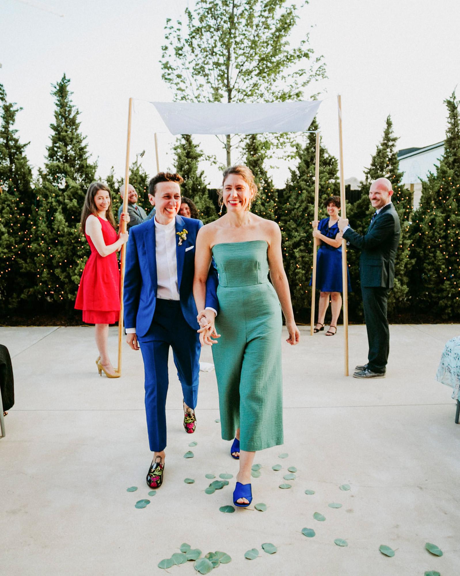 wedding ceremony brides