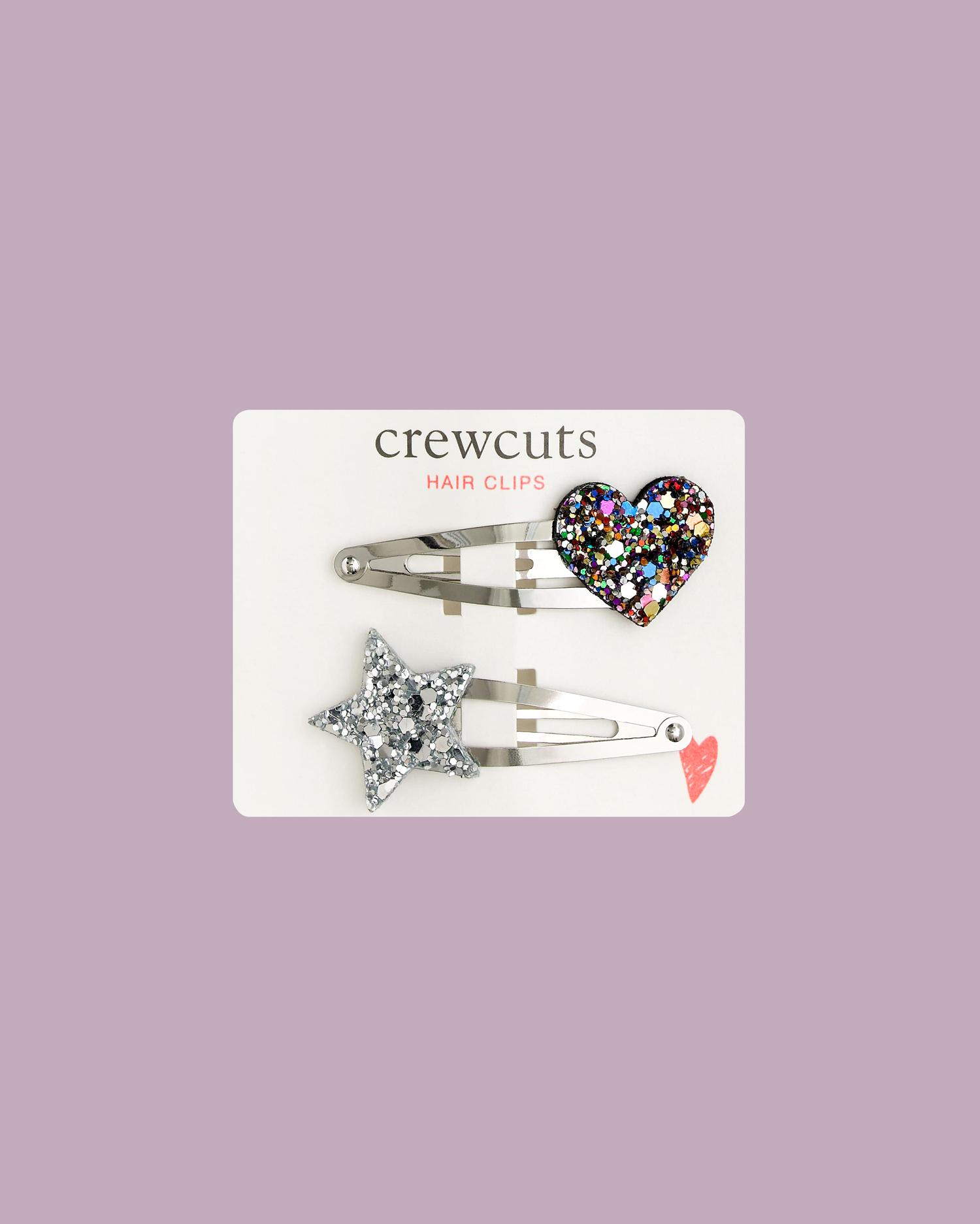 J.Crew Celestial Hair Clips