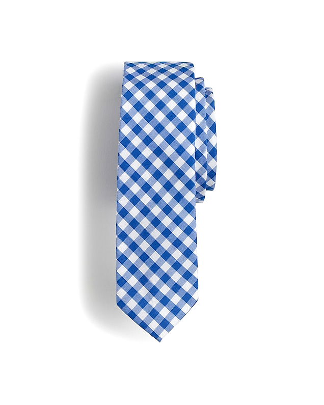 ring bearer baltic blue striped tie