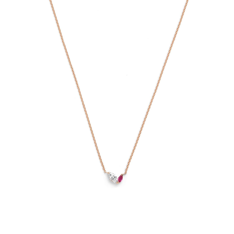 Selin Kent delicate gold necklace pendant
