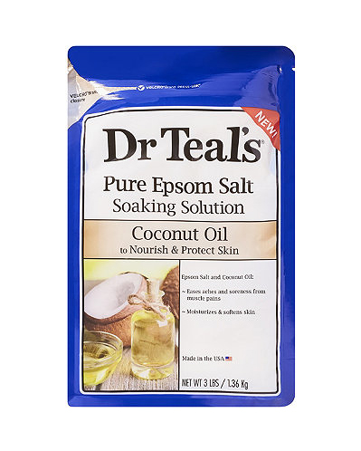 bath salts dr. teal coconut