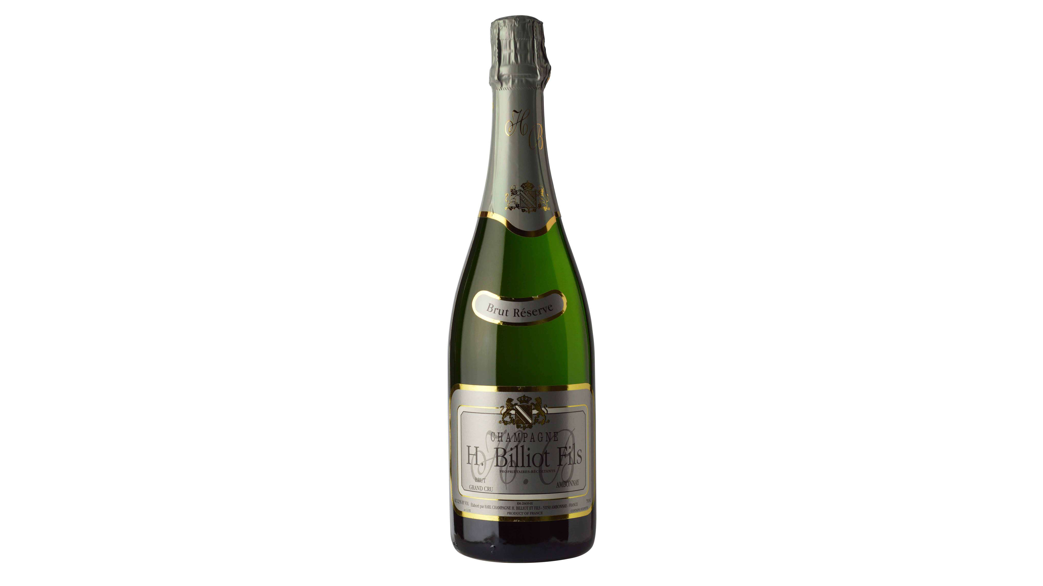 special occasion wines h billiot champagne