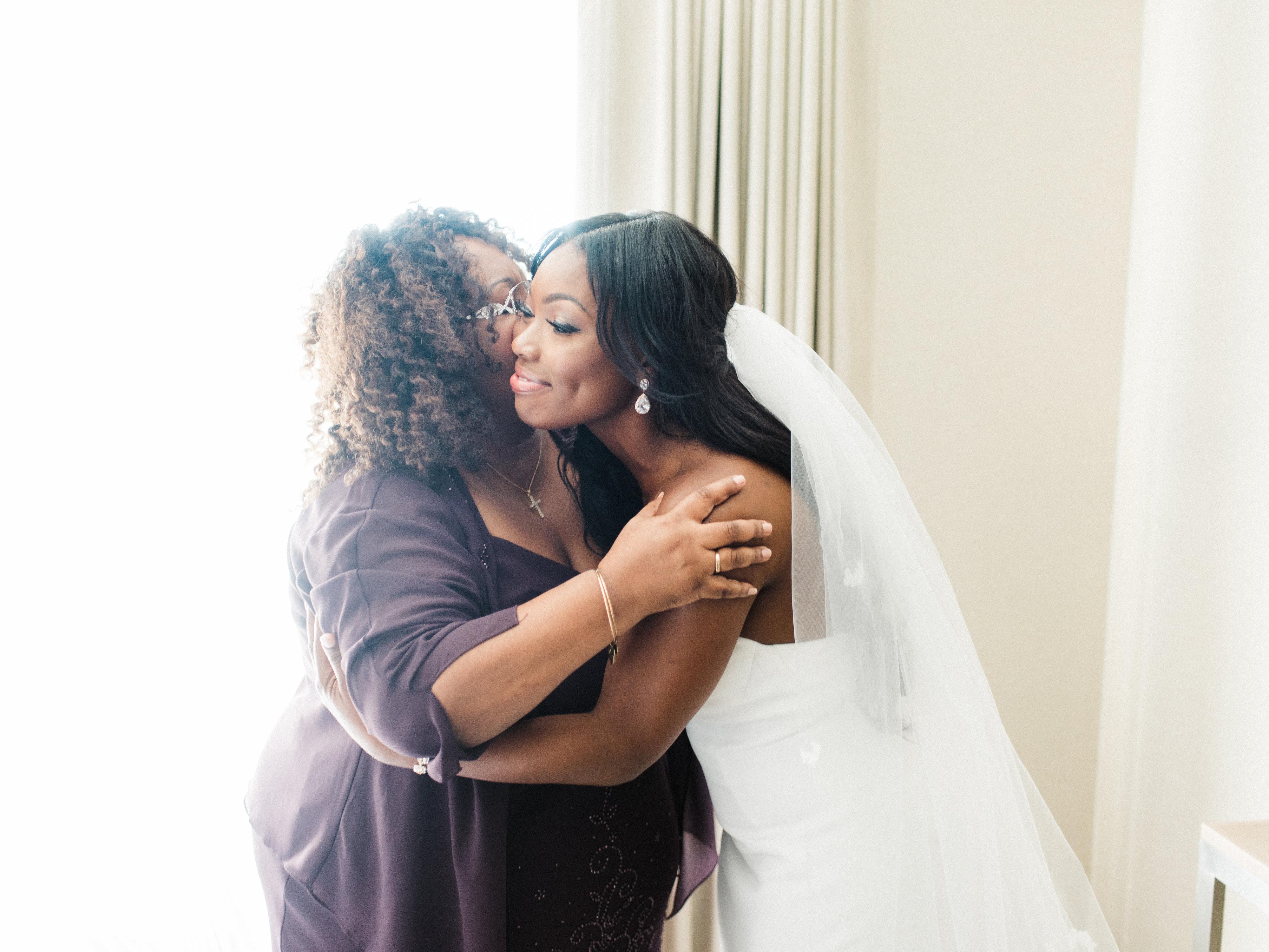 shanice & stephen wedding shanice's mom