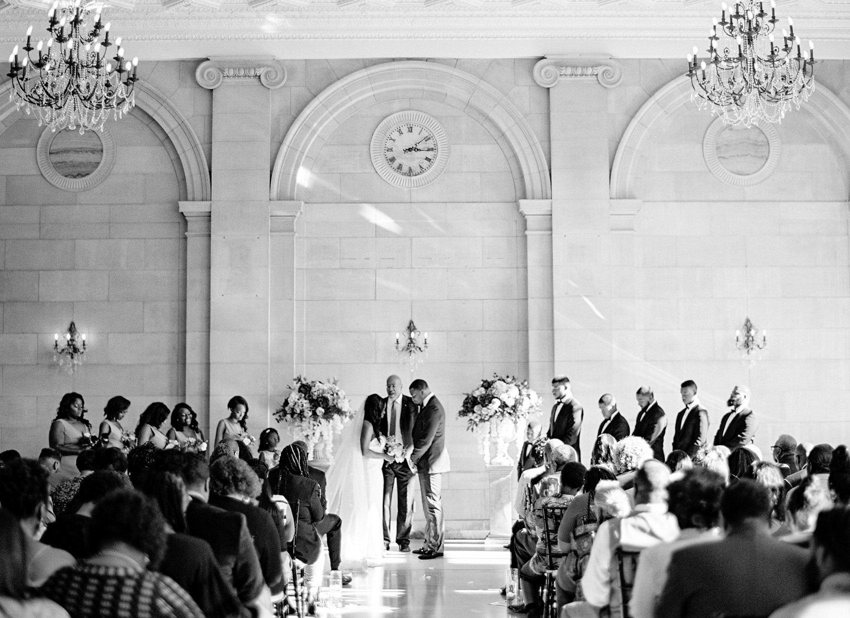 shanice & stephen wedding ceremony