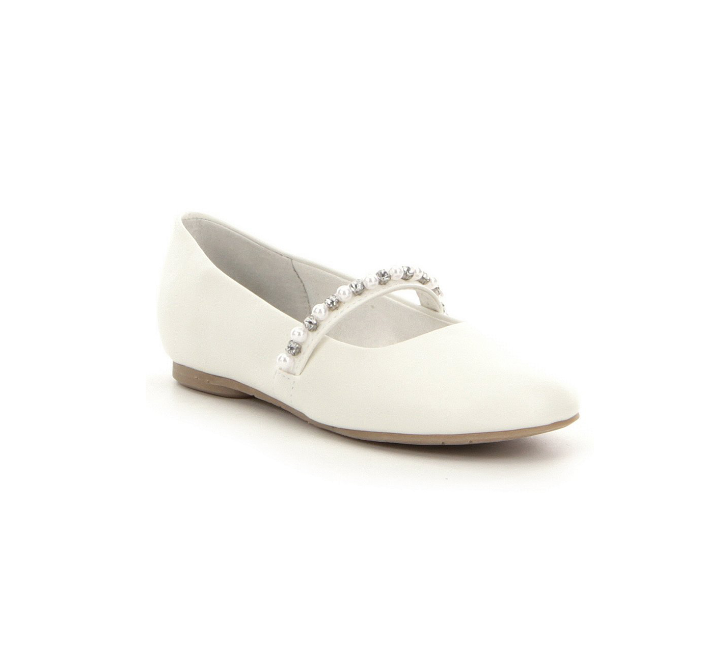 flower girl shoes white ballet