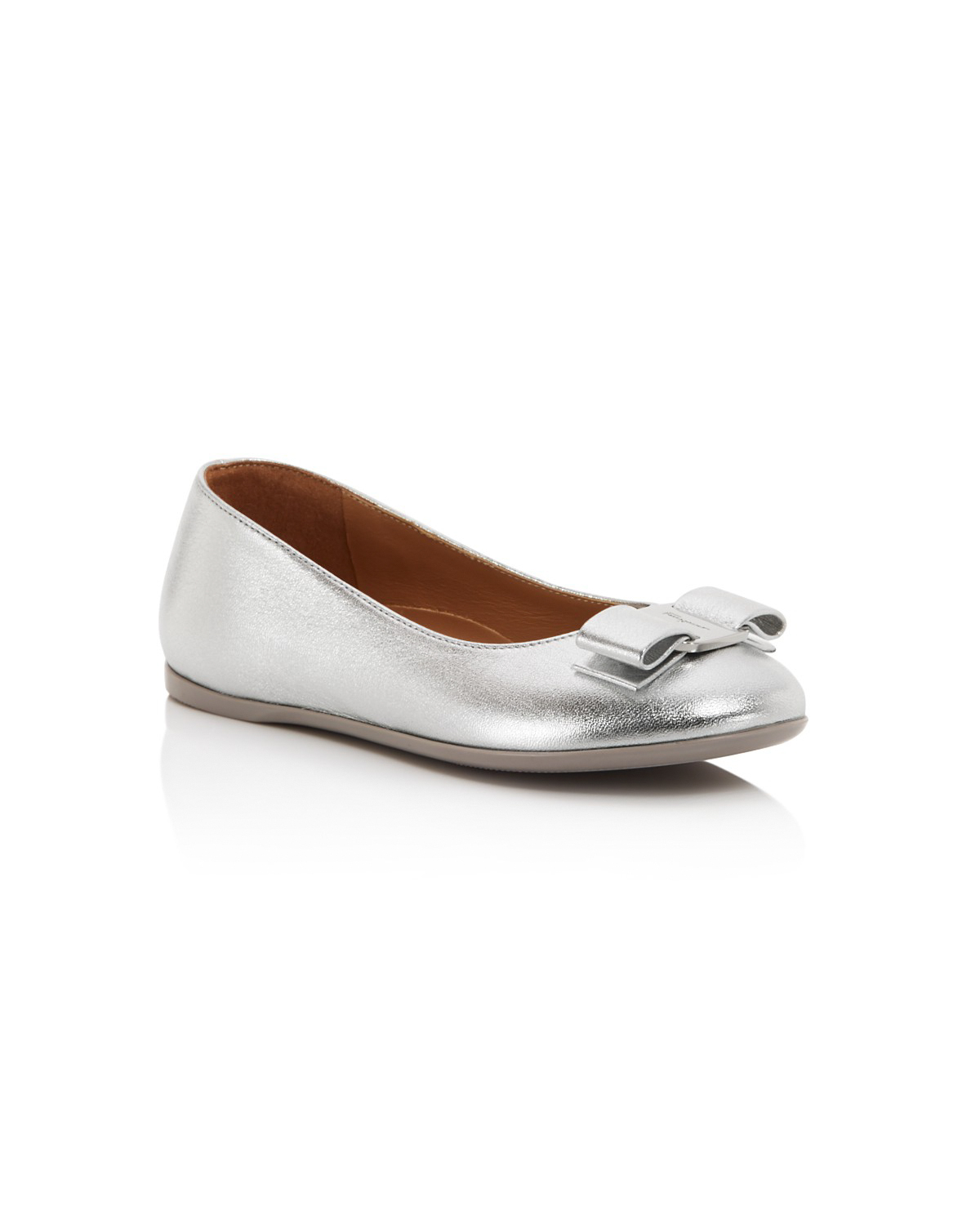 flower girl shoes silver