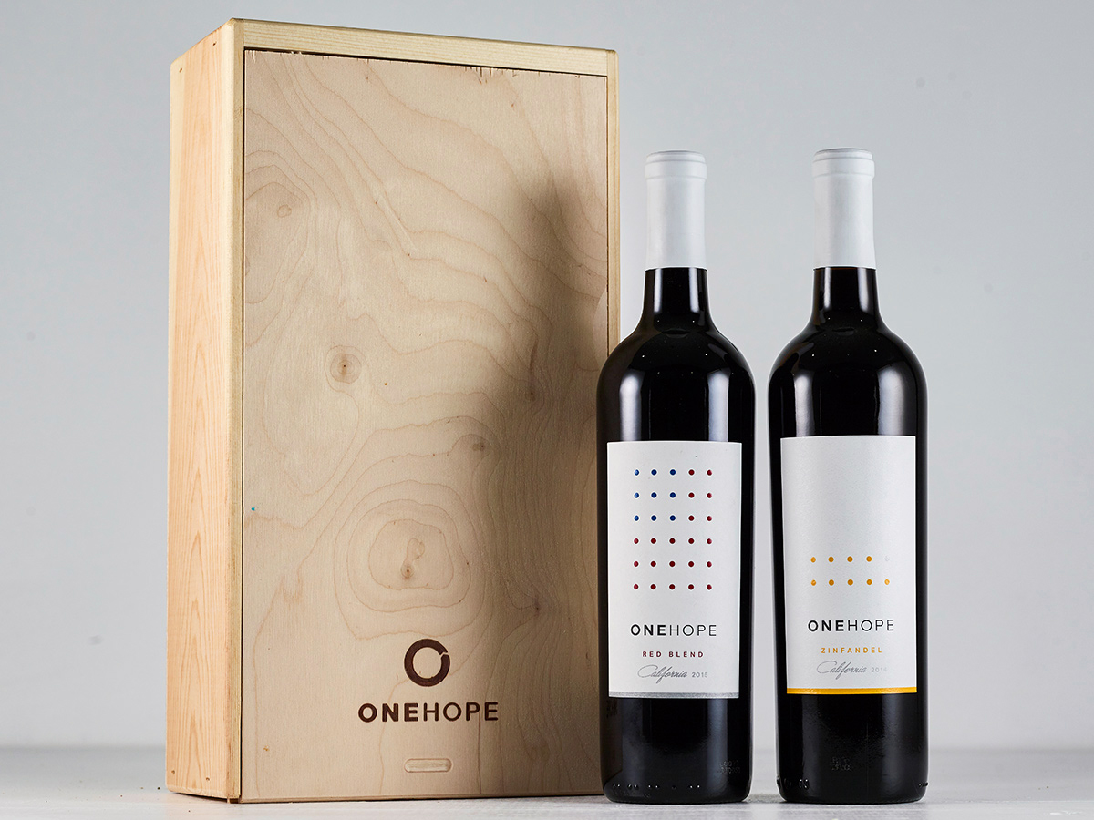 unique gifts newlyweds one hope wine