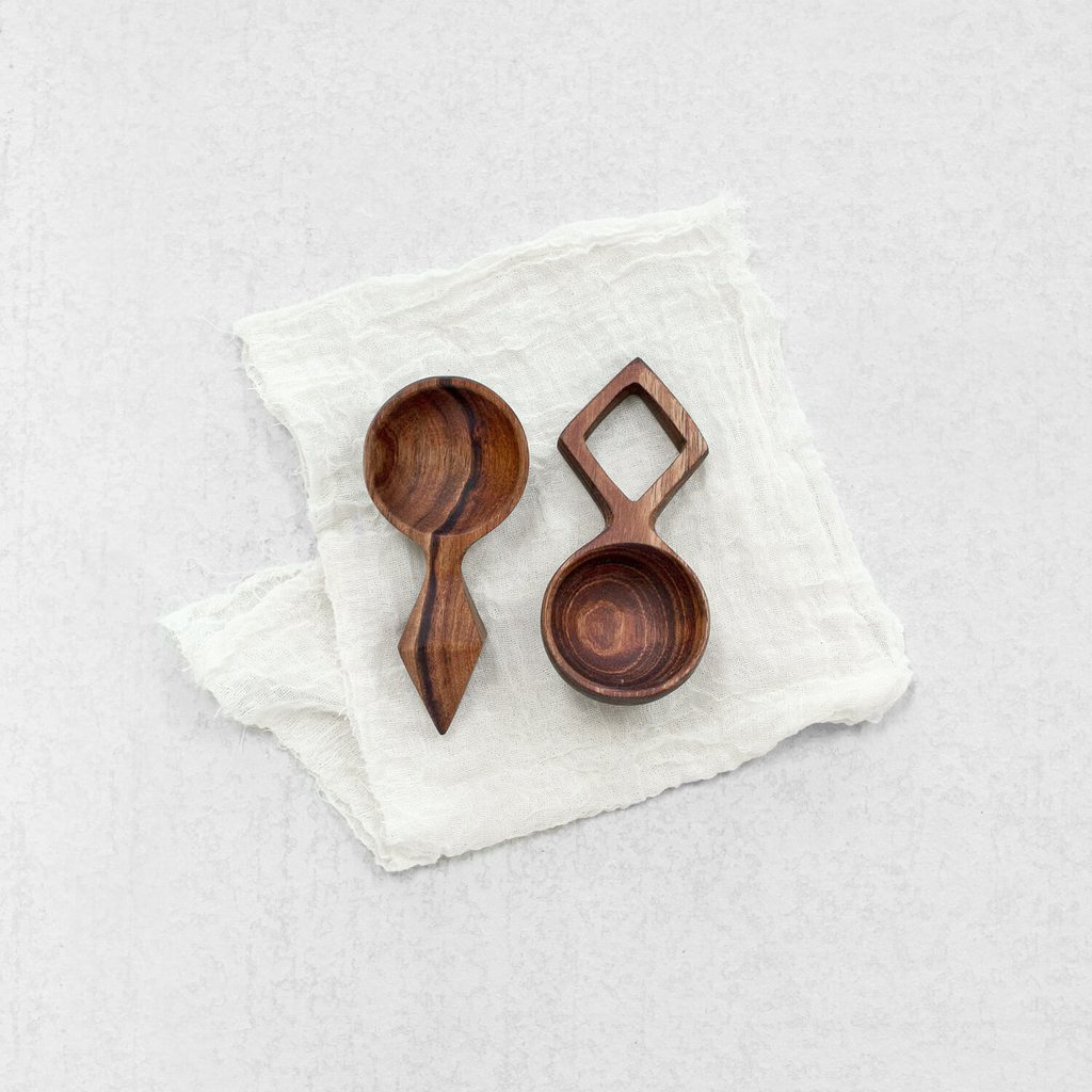 unique gifts newlyweds citizenry coffee scoops
