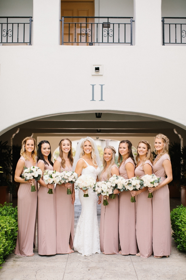 julie johnston bridesmaids
