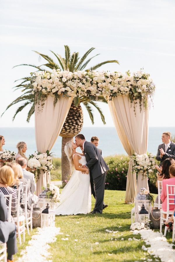 julie johnston zach ertz wedding ceremony
