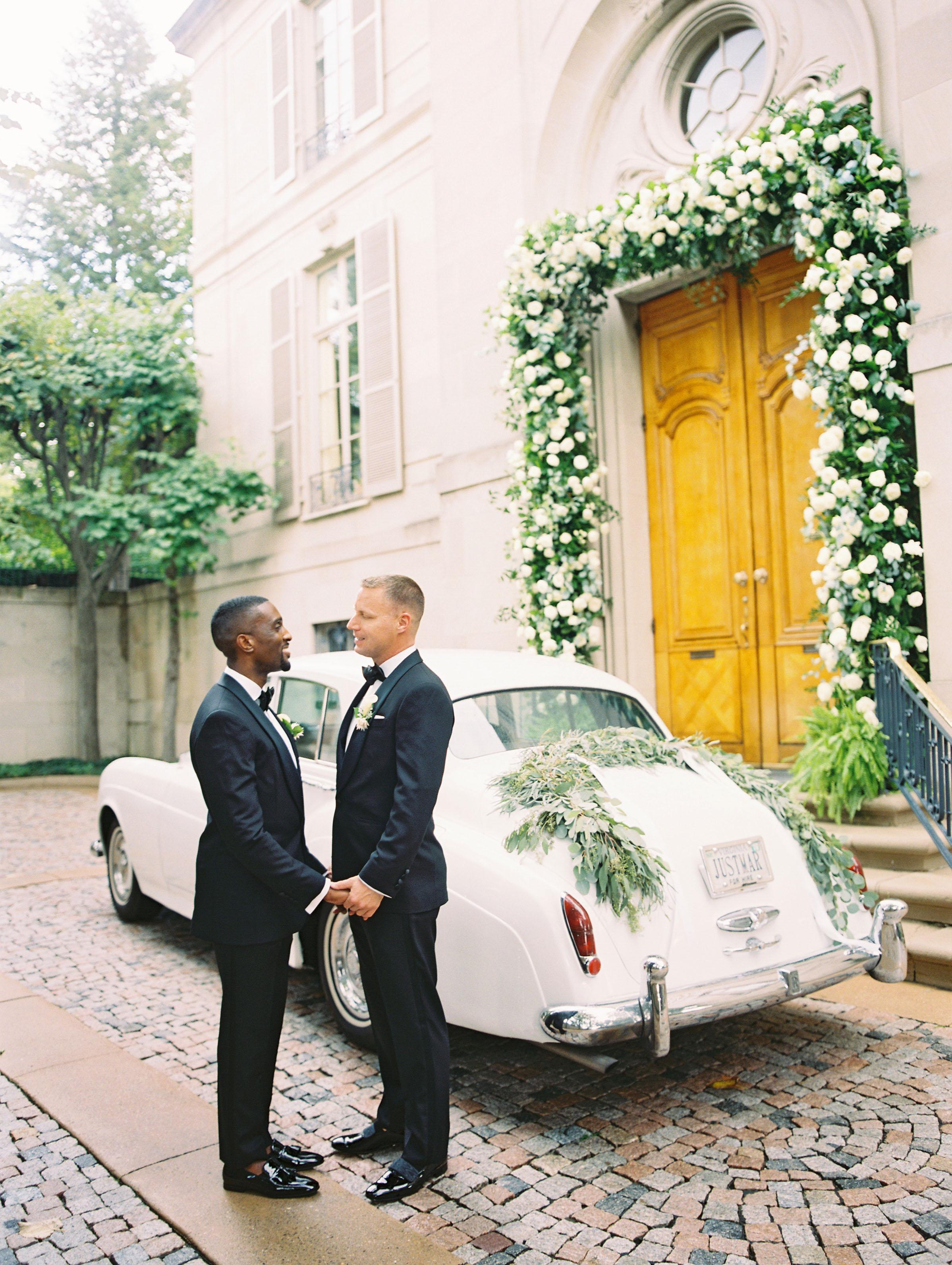 jermaine scott wedding dc grooms