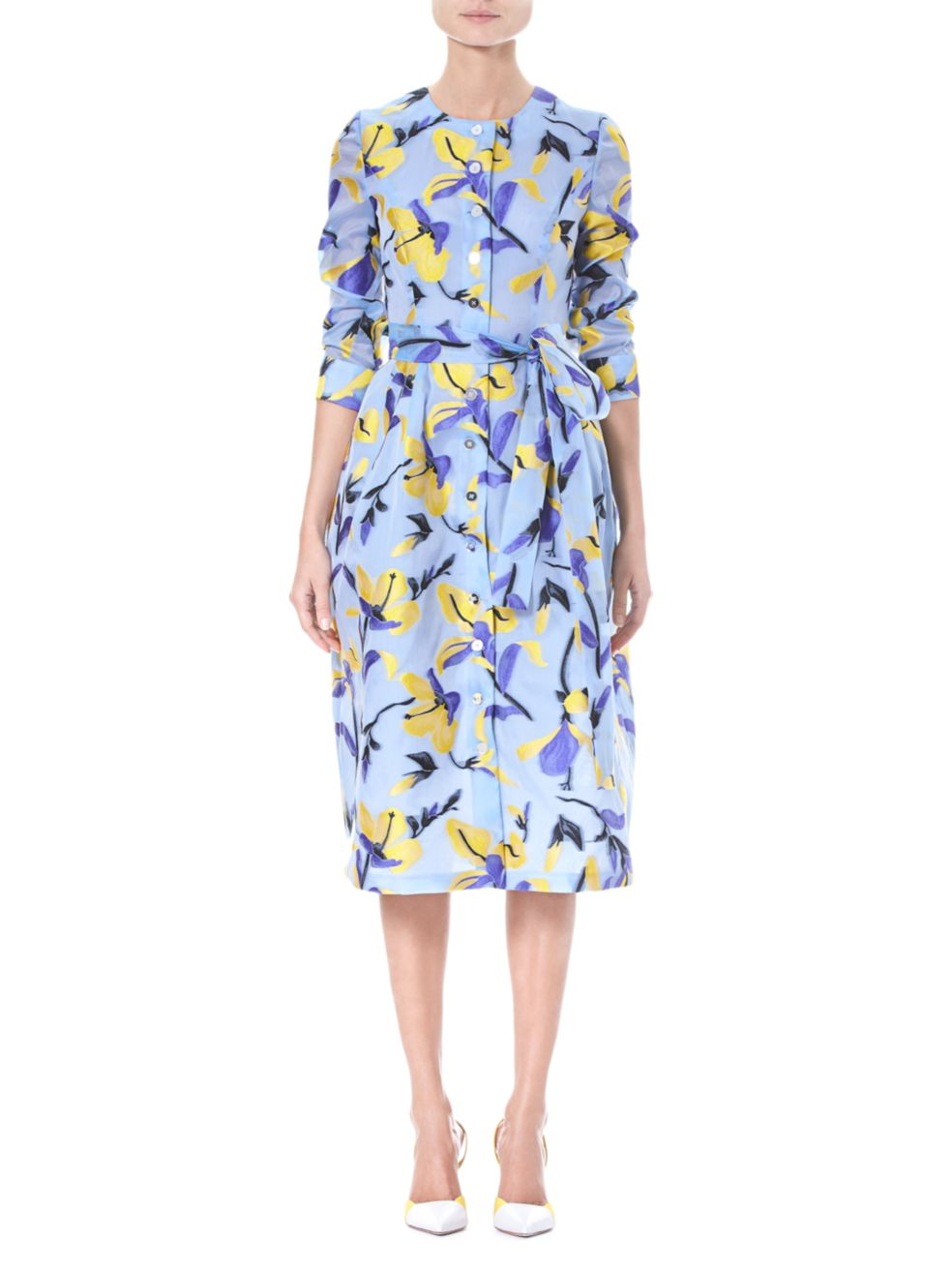 Carolina Herrera Shirt Dress