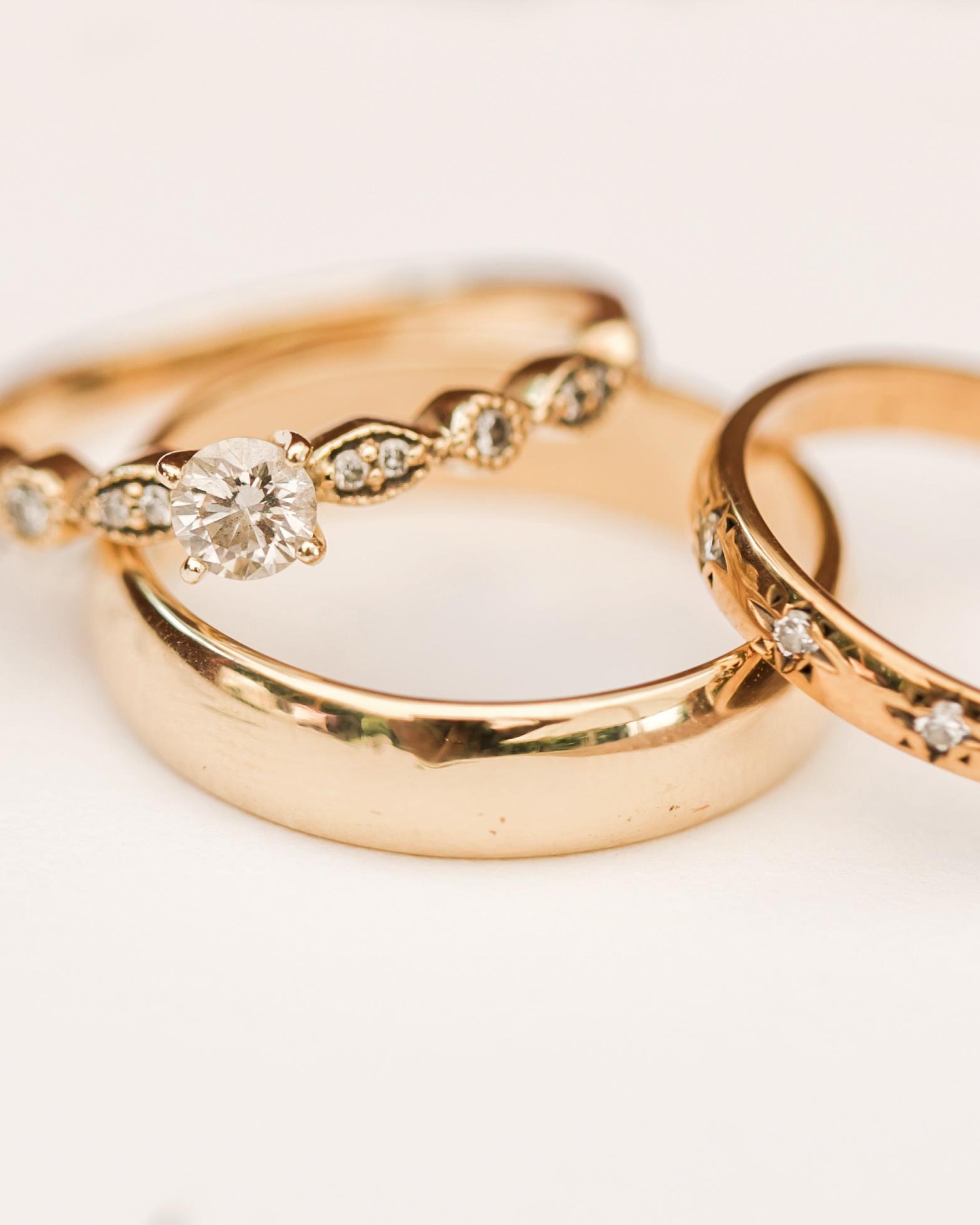 vanessa steven wedding rings