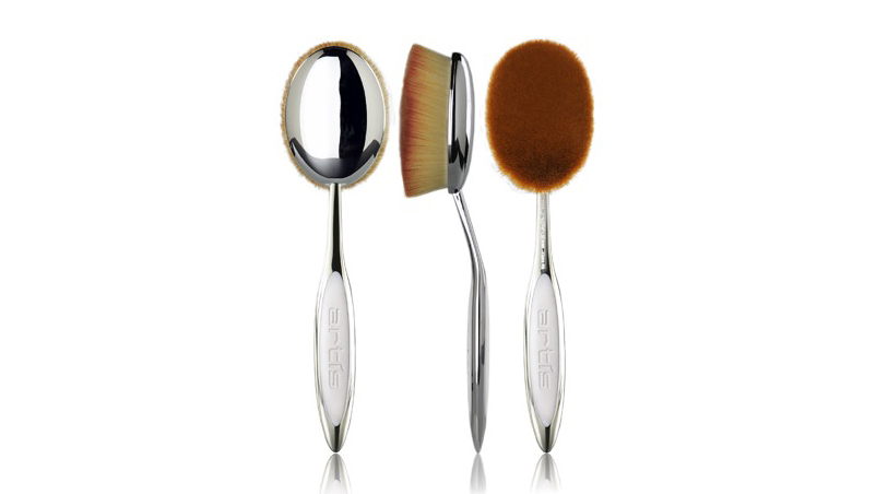 beauty product artis brushes hair