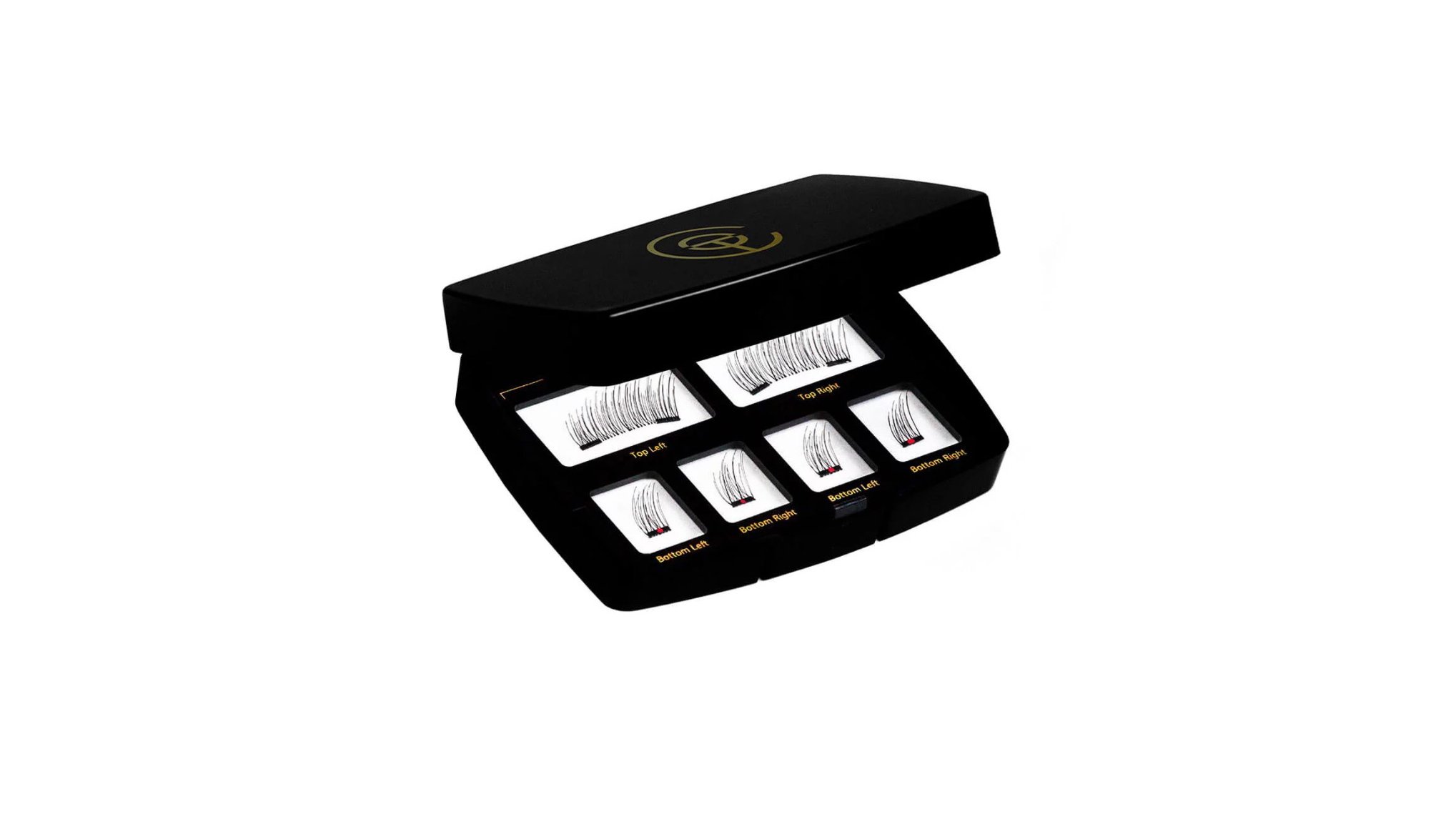beauty product one two cosmetics lashes