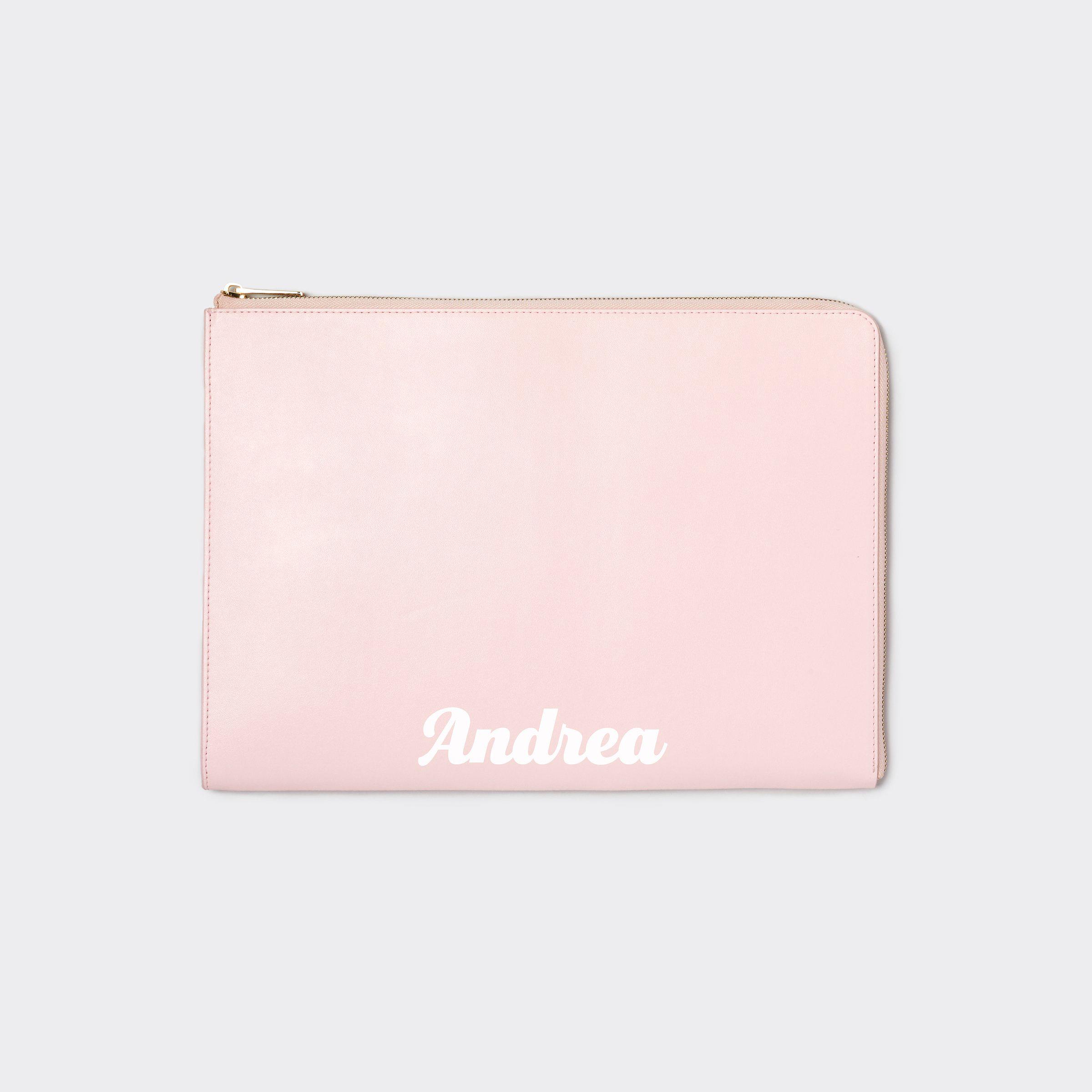 custom laptop pouch