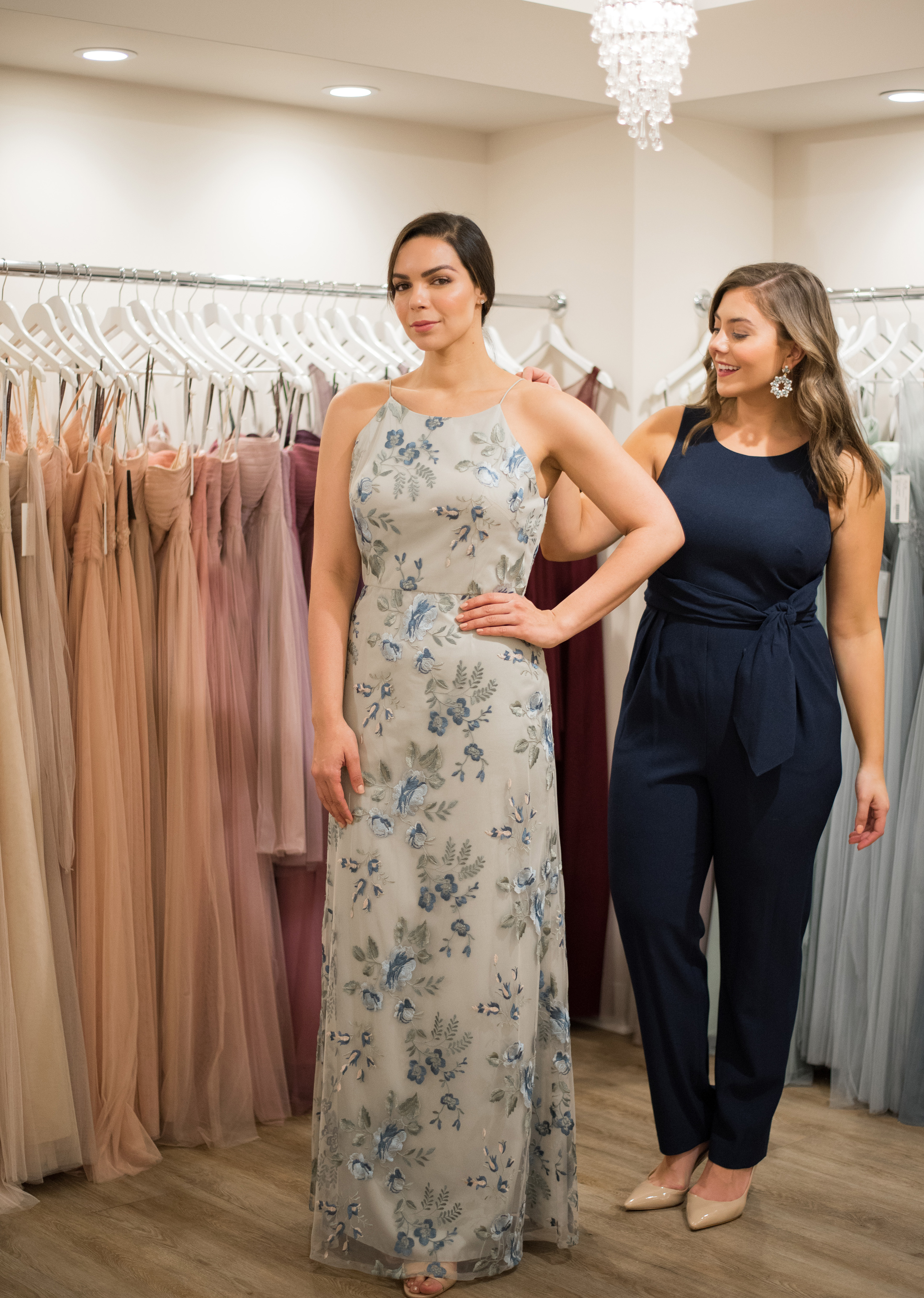 Caralyn Mirand, Plus-Size Bridesmaid Dress Shopping Tips