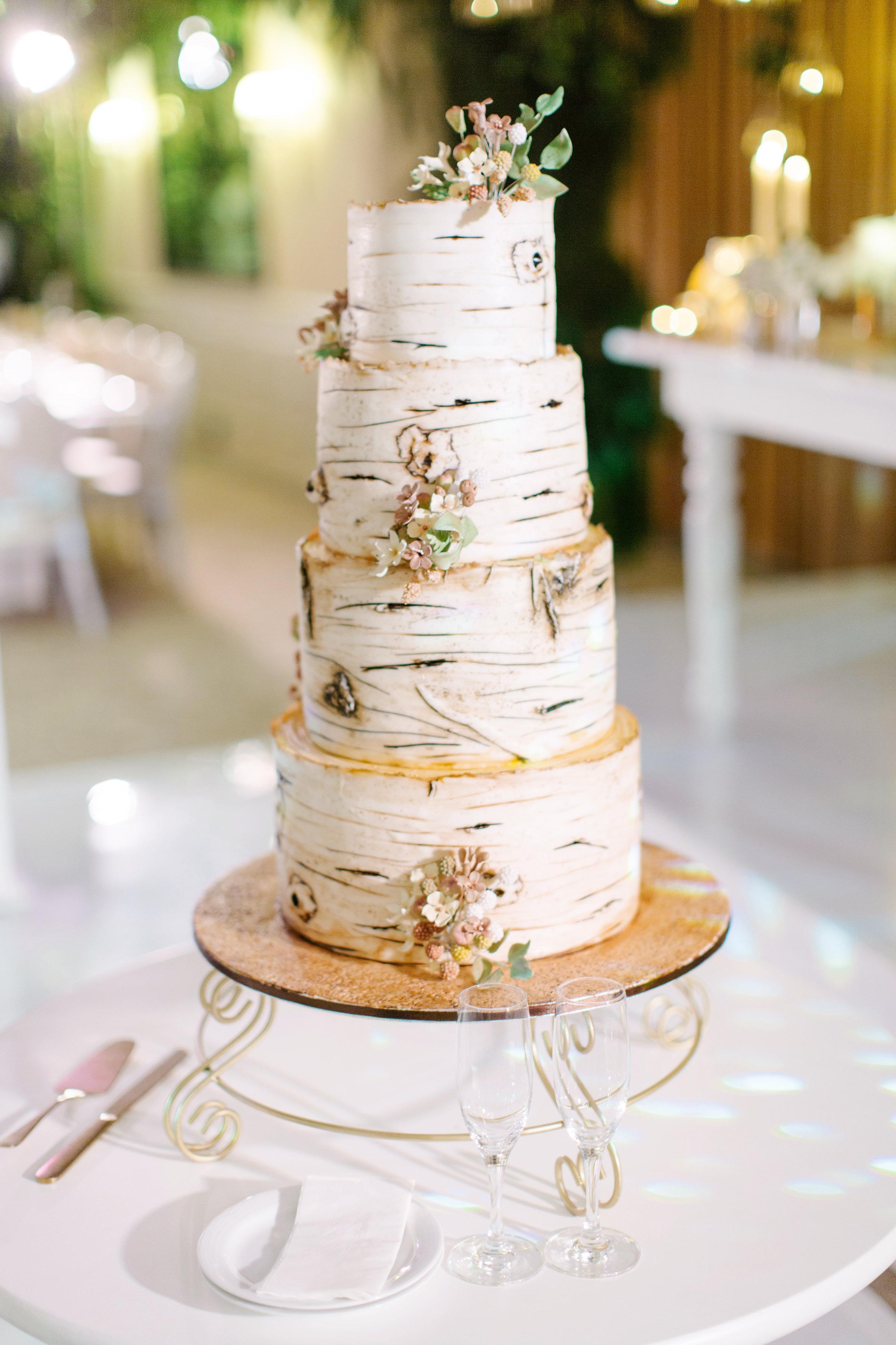 chloe shayo south africa wedding cake