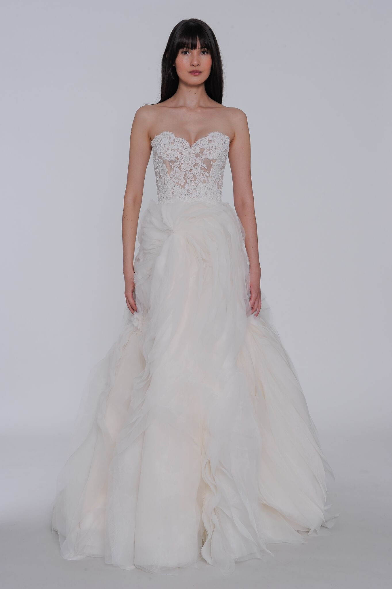 "lazaro ""camila"" wedding dress spring 2019"