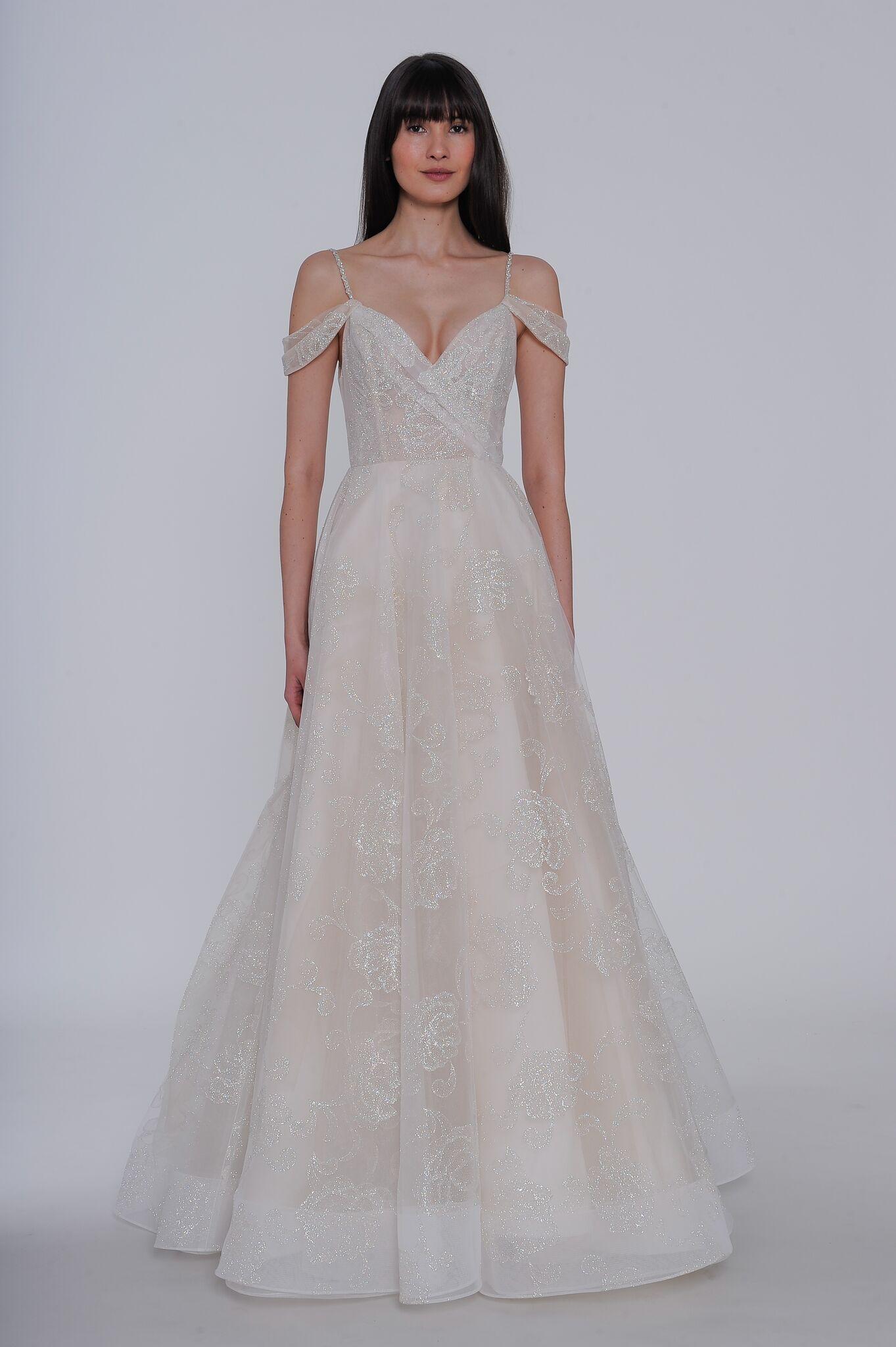 "lazaro ""emma"" wedding dress spring 2019"