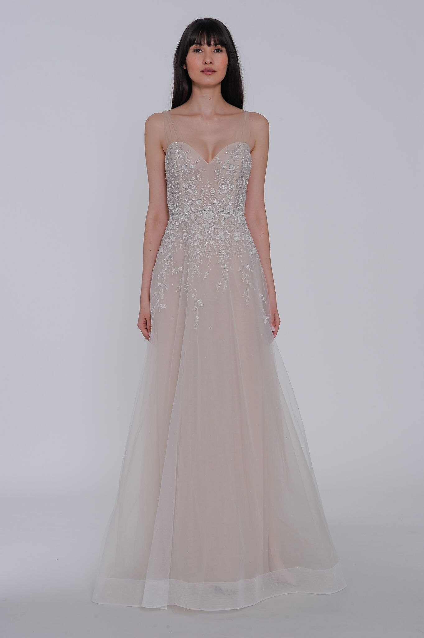 "lazaro ""mariana"" wedding dress spring 2019"