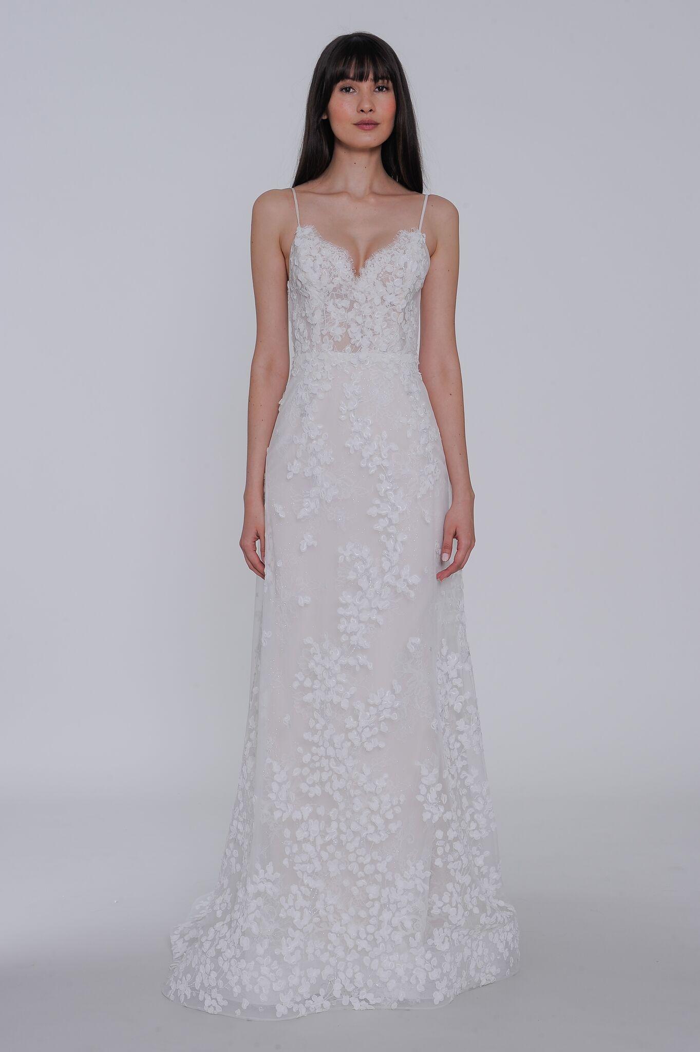 "lazaro ""milena"" wedding dress spring 2019"