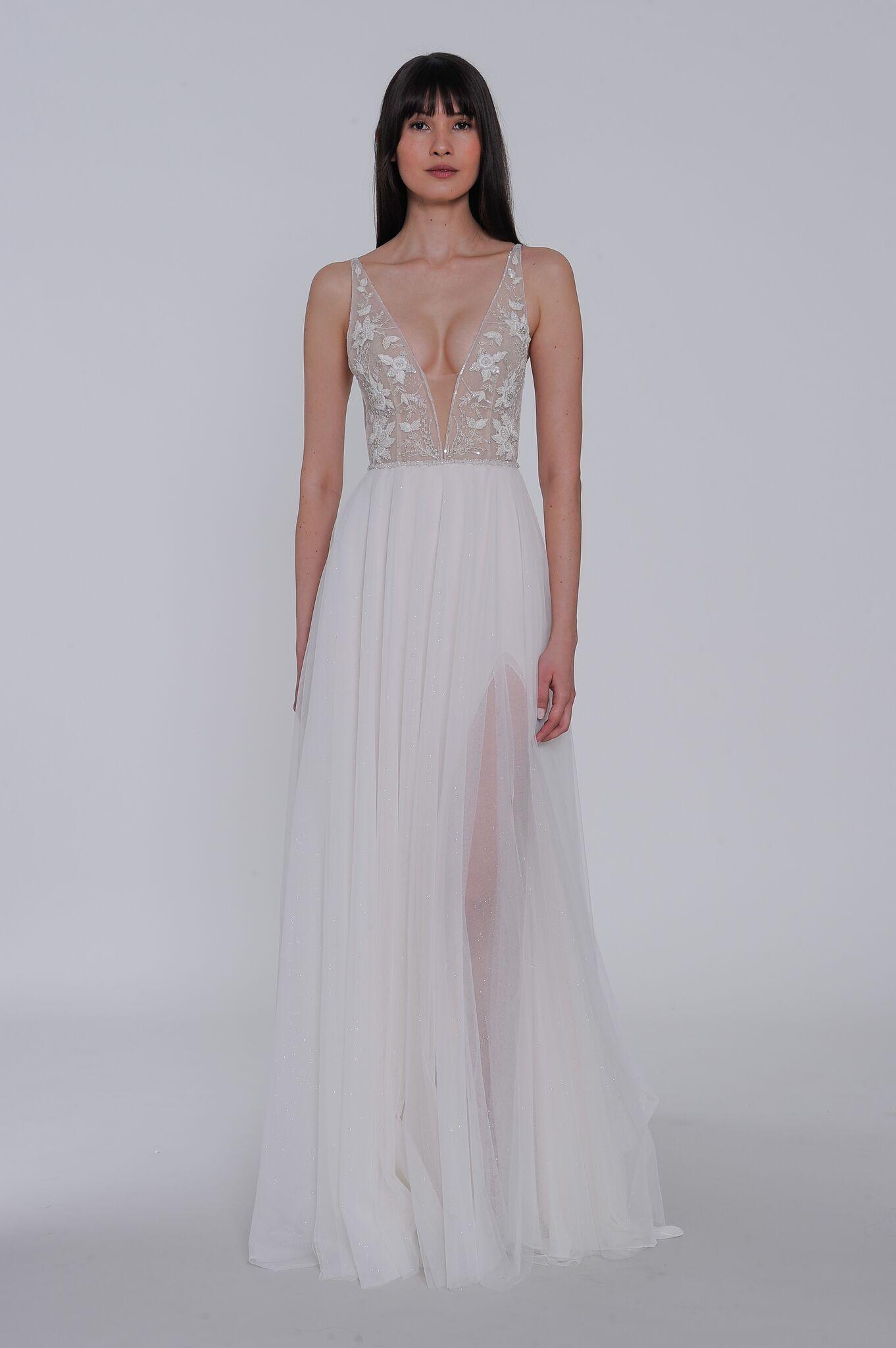 "lazaro ""roxana"" wedding dress spring 2019"