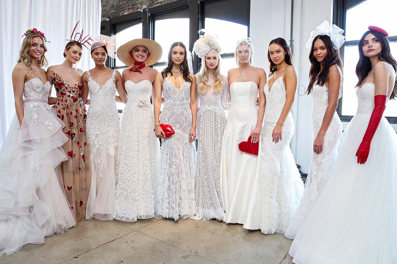 Watters Spring 2019 Wedding Dress