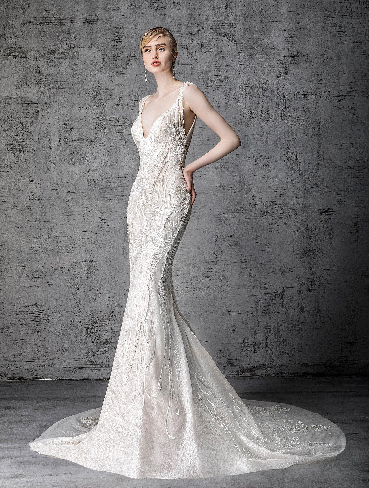 Victoria Kyriakides Spring 2019 Wedding Dress Collection Martha