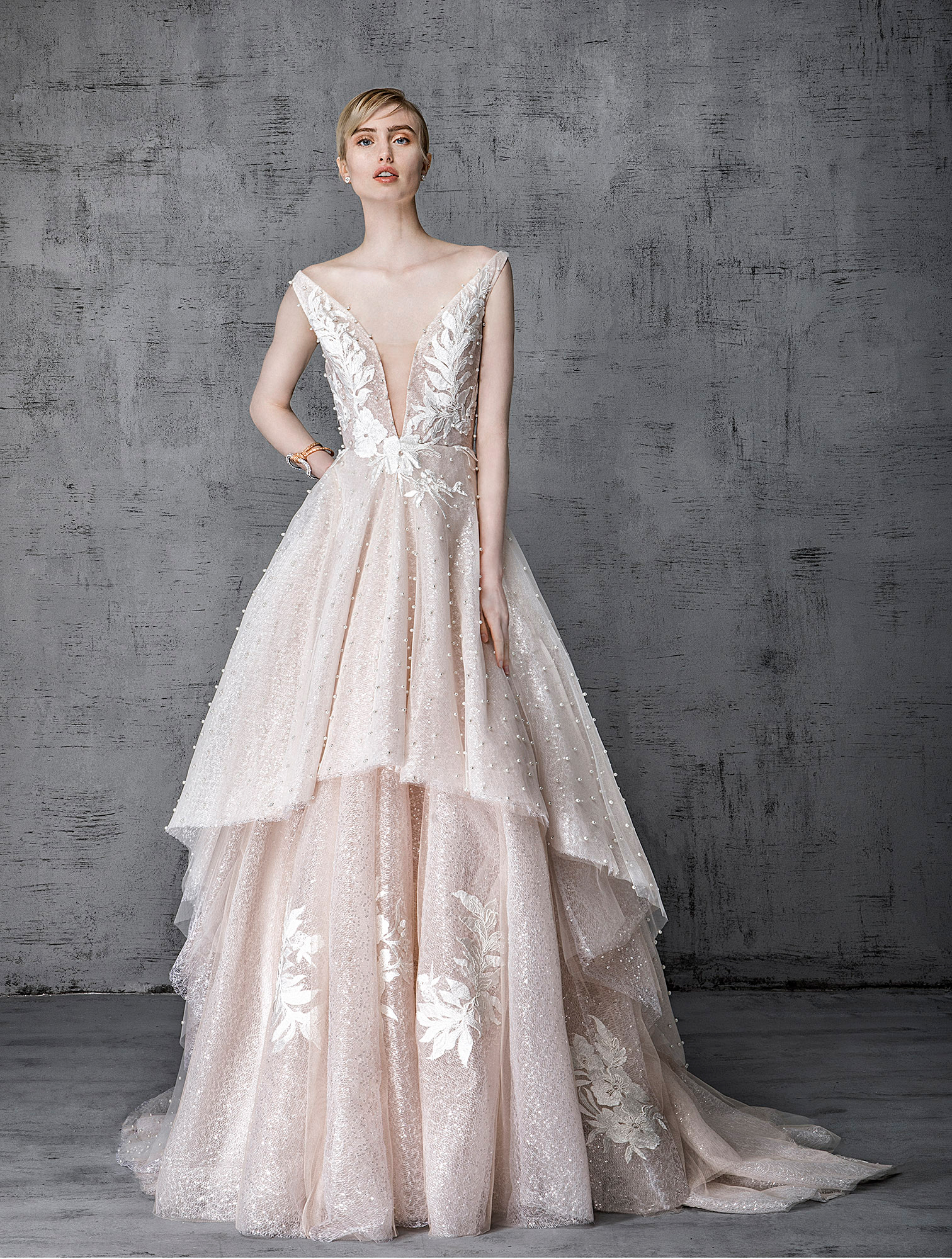 Victoria Kyriakides Spring 2019 Wedding Dress Collection Martha