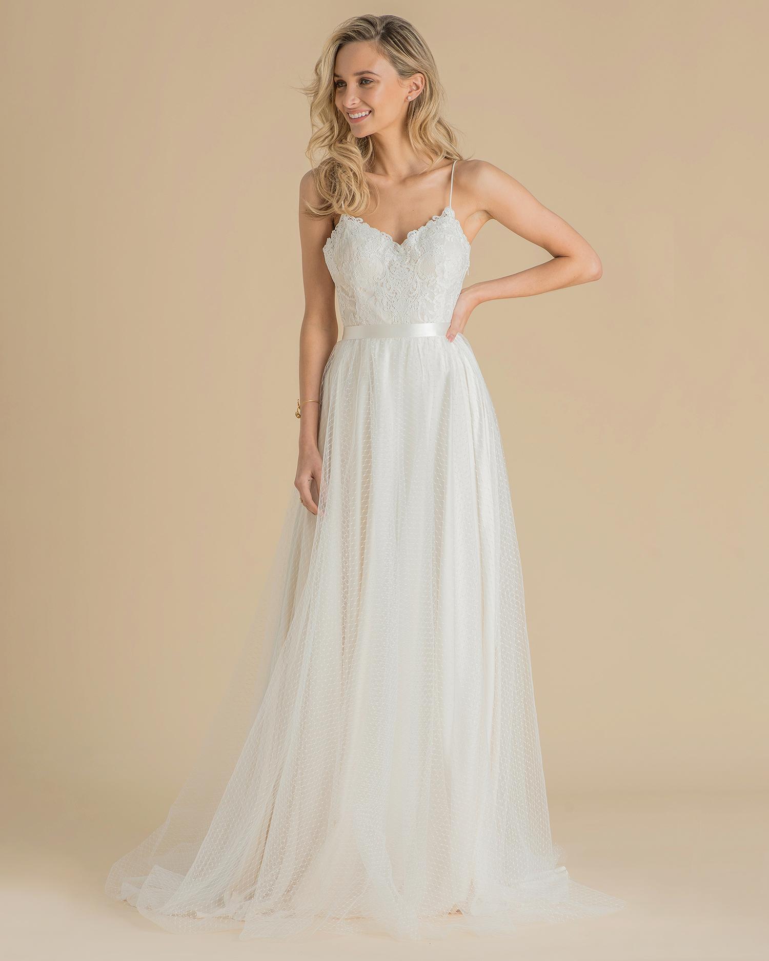 catherine deane wedding dress spring 2019 spaghetti-strap a-line