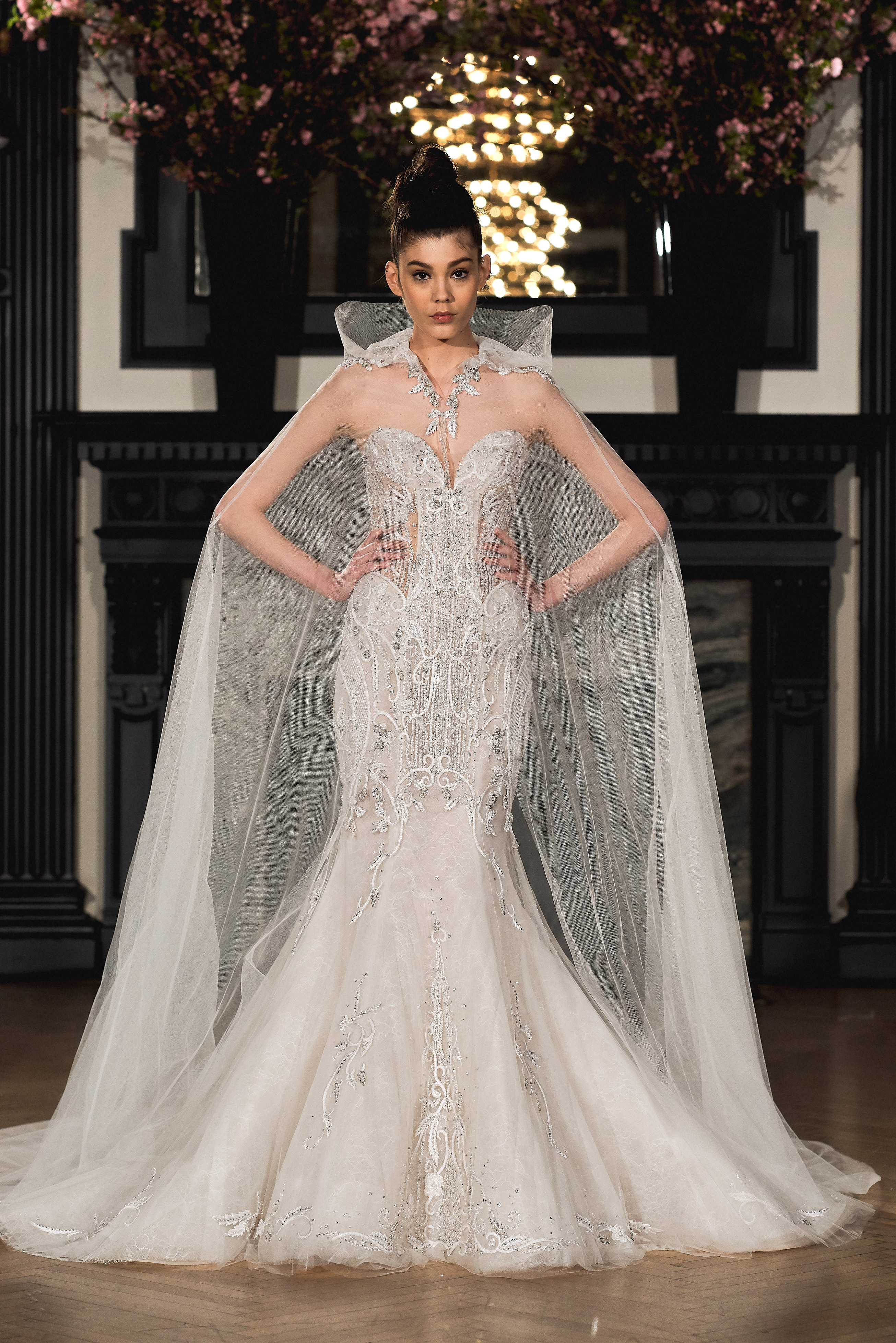 ines di santo wedding dress spring 2019 trumpet sleeveless sweetheart
