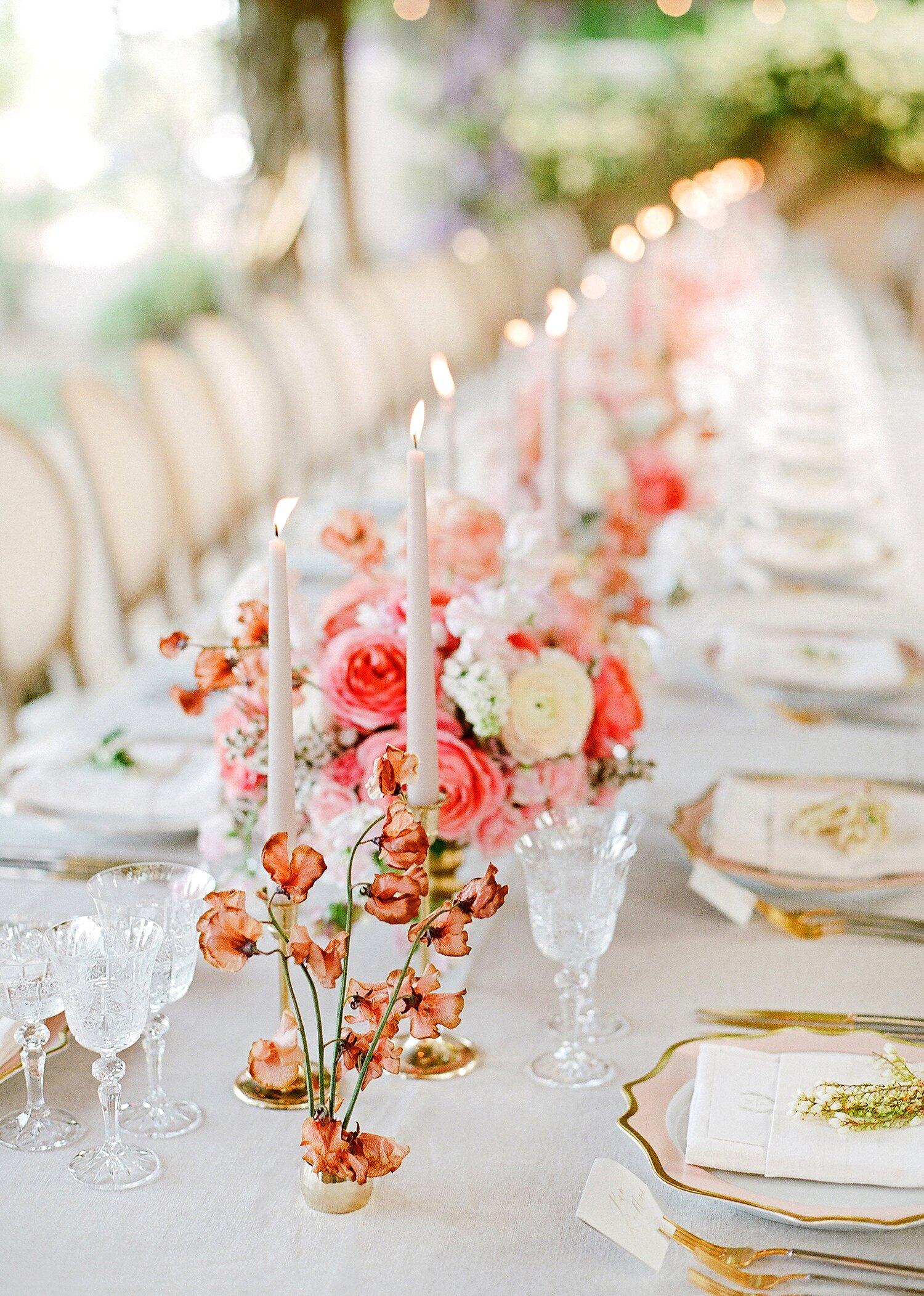 Spring Wedding Centerpieces We Love | Martha Stewart Weddings