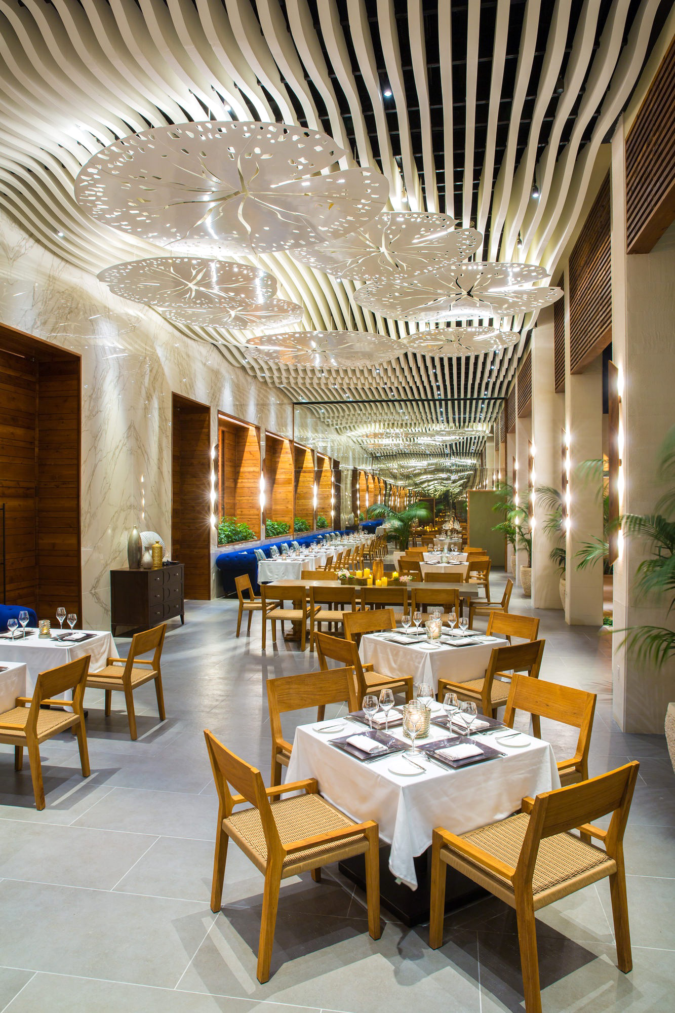 dining shore club