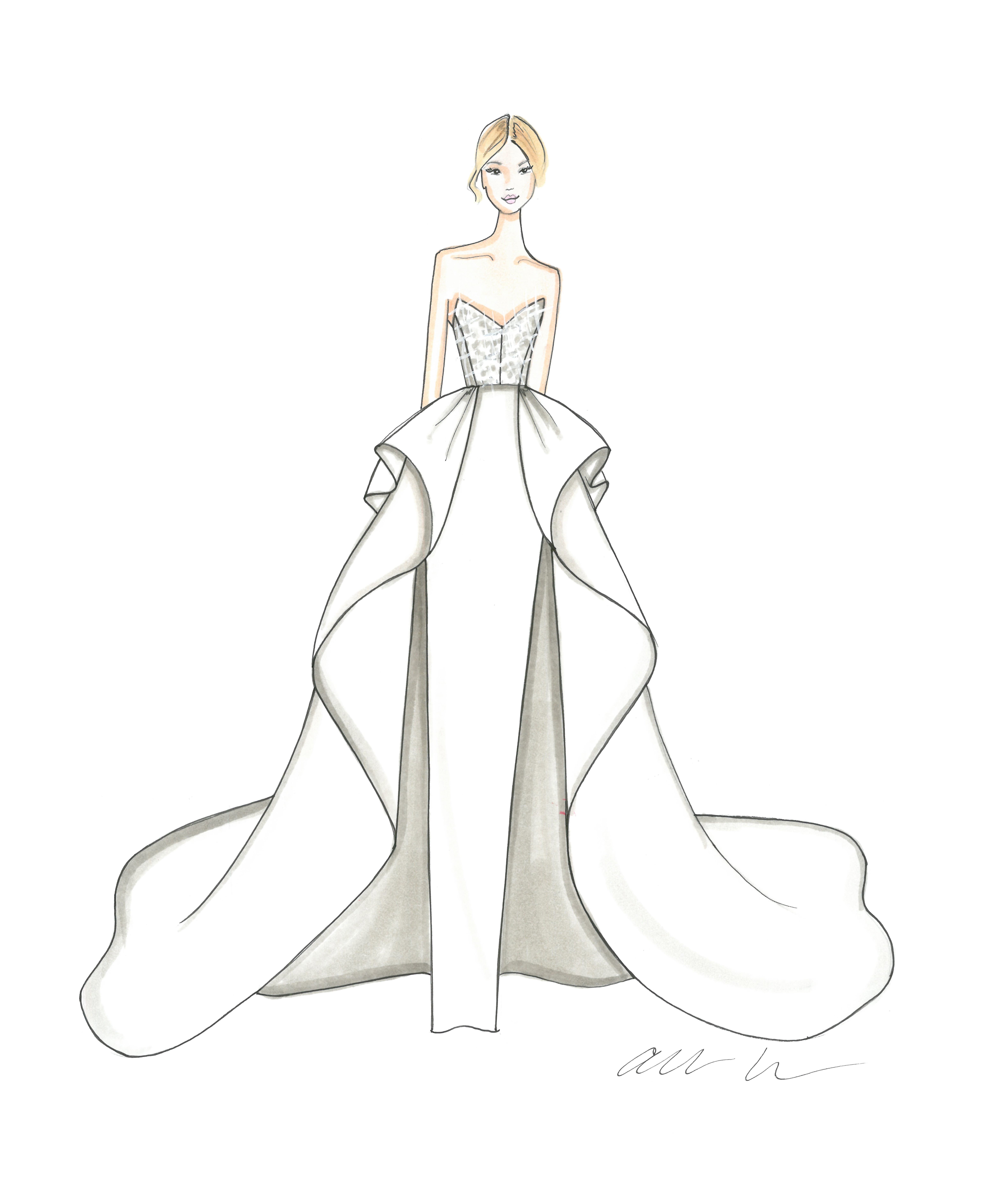Exclusive Get A First Look At The Spring 2019 Bridal Collections