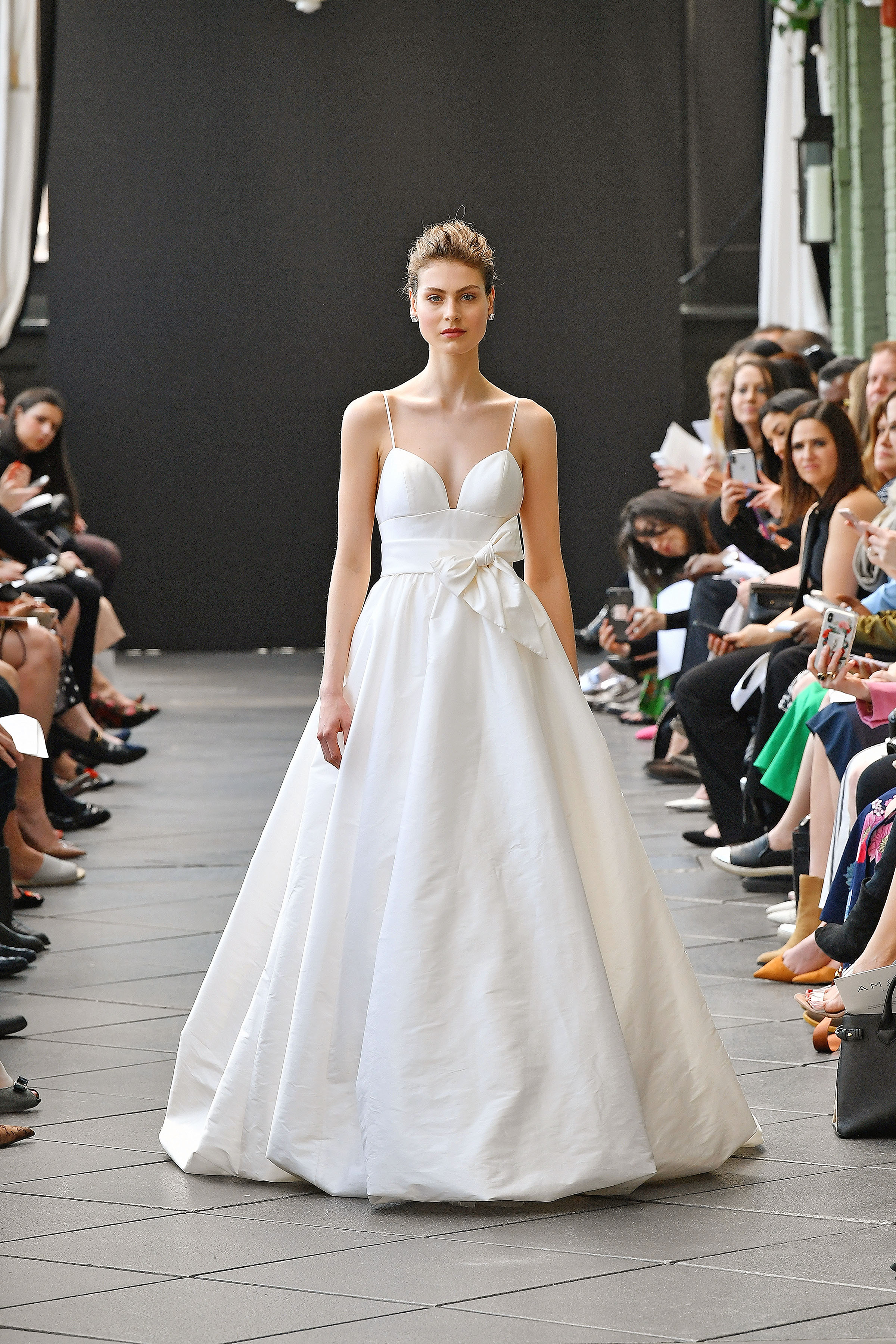 Nouvelle Amsale Spring 2019 Wedding Dress Collection Martha