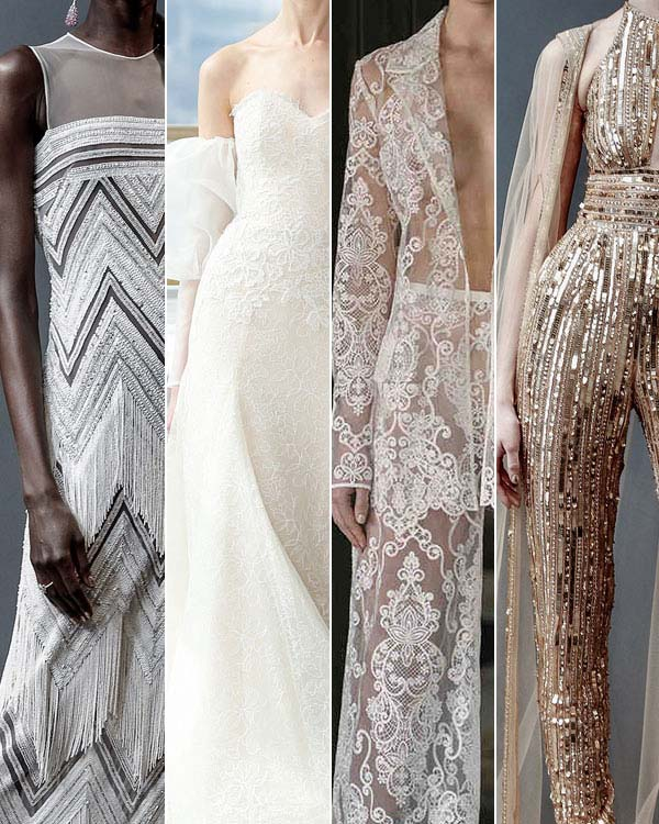 Bridal Fashion Week Trends