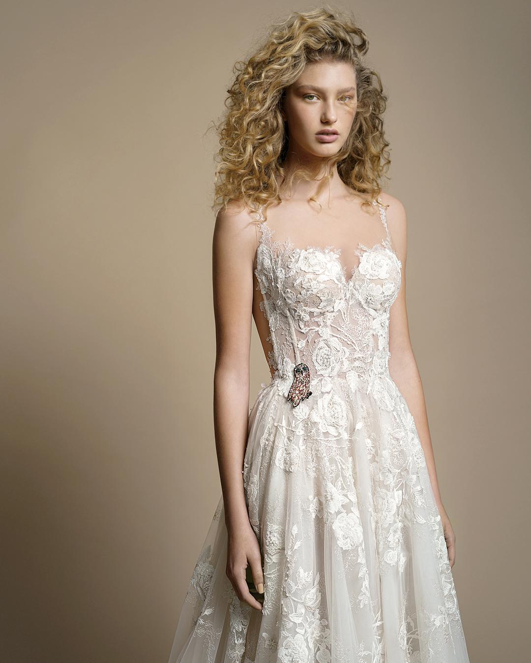 galia lahav gala wedding dress spring 2019 lace sweetheart a-line