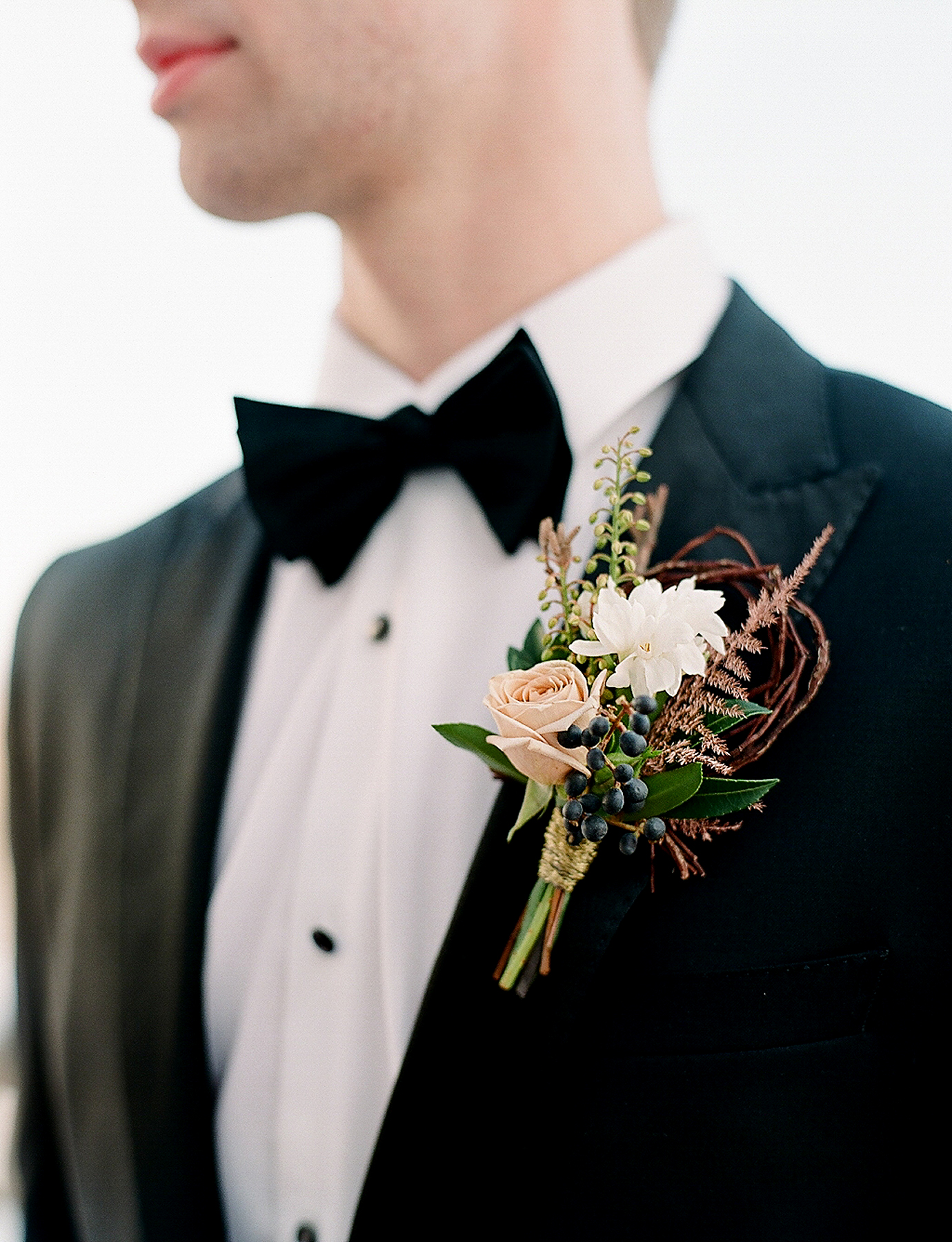 The Same Goes for the Boutonnières