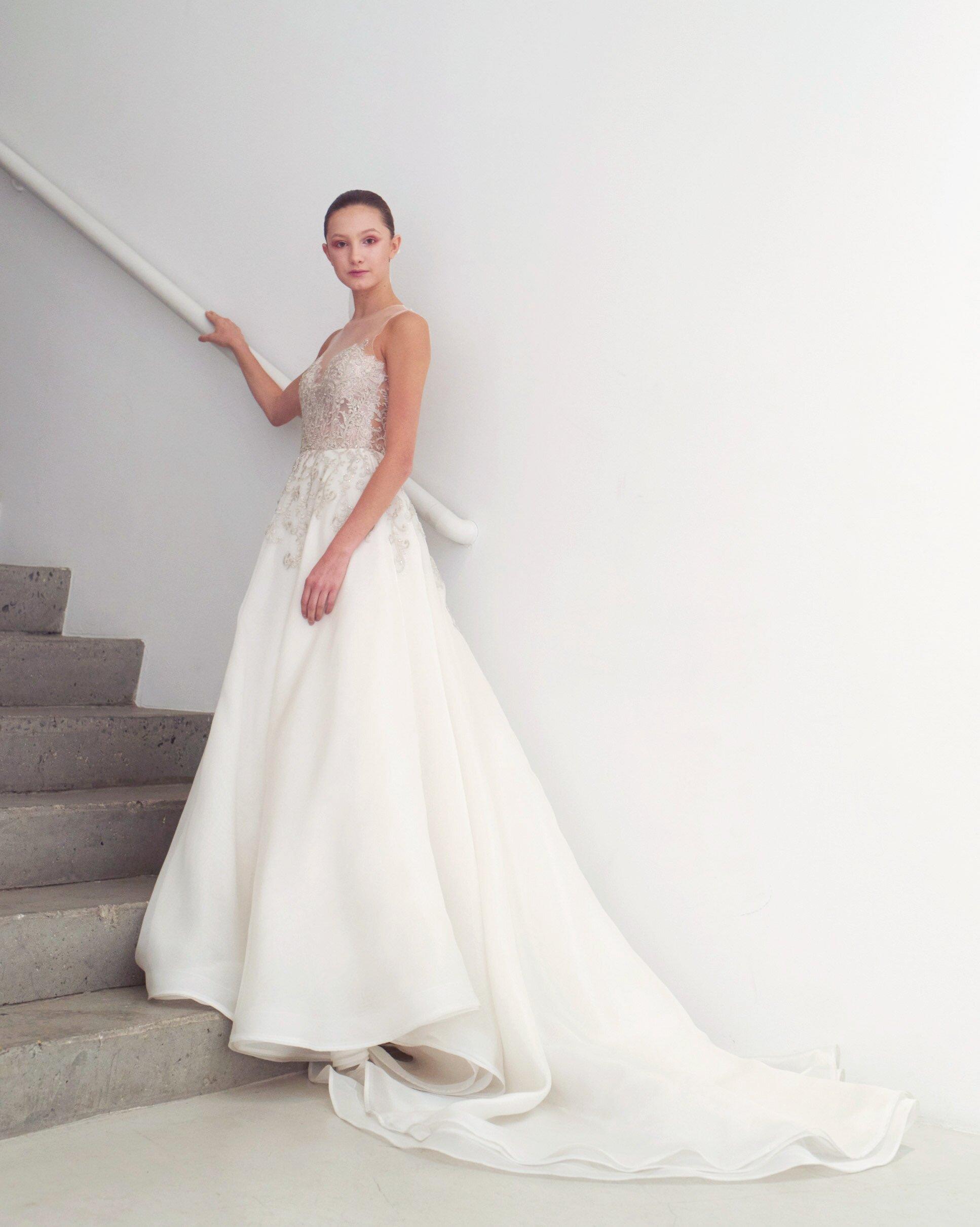 Francesca Miranda Spring 2019 Wedding
