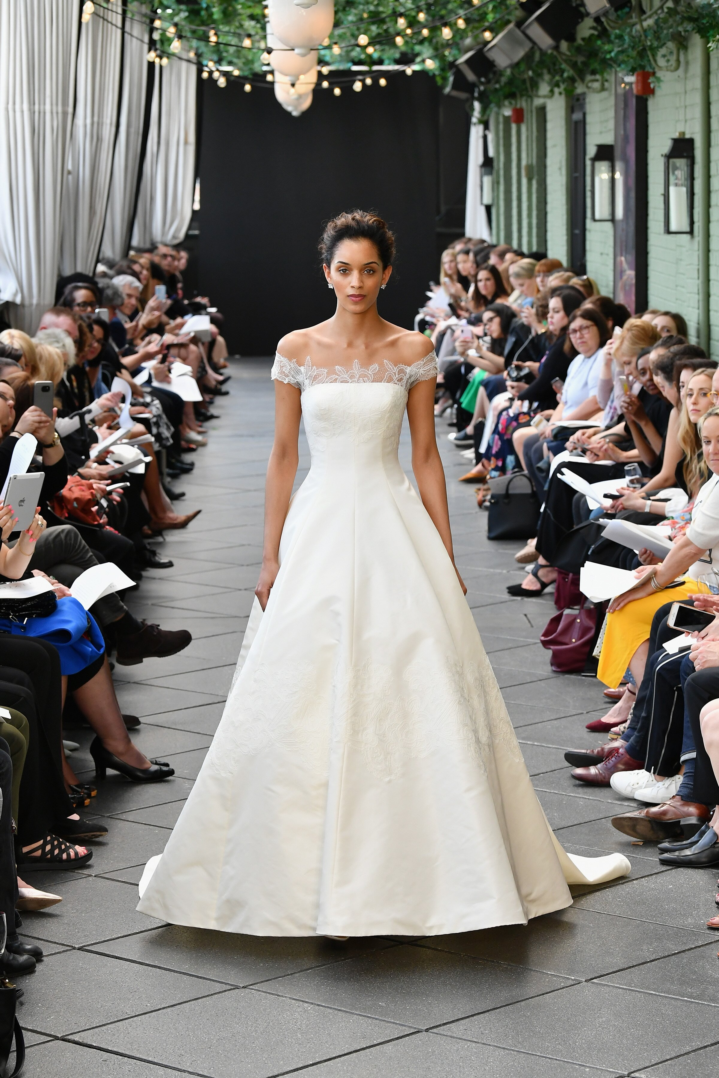 Amsale Spring 2019 Wedding Dress Collection Martha Stewart Weddings