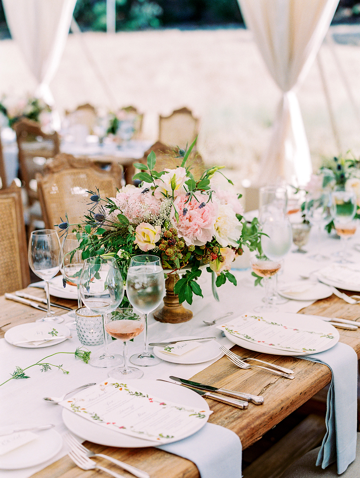 caitlin amit wedding table decor
