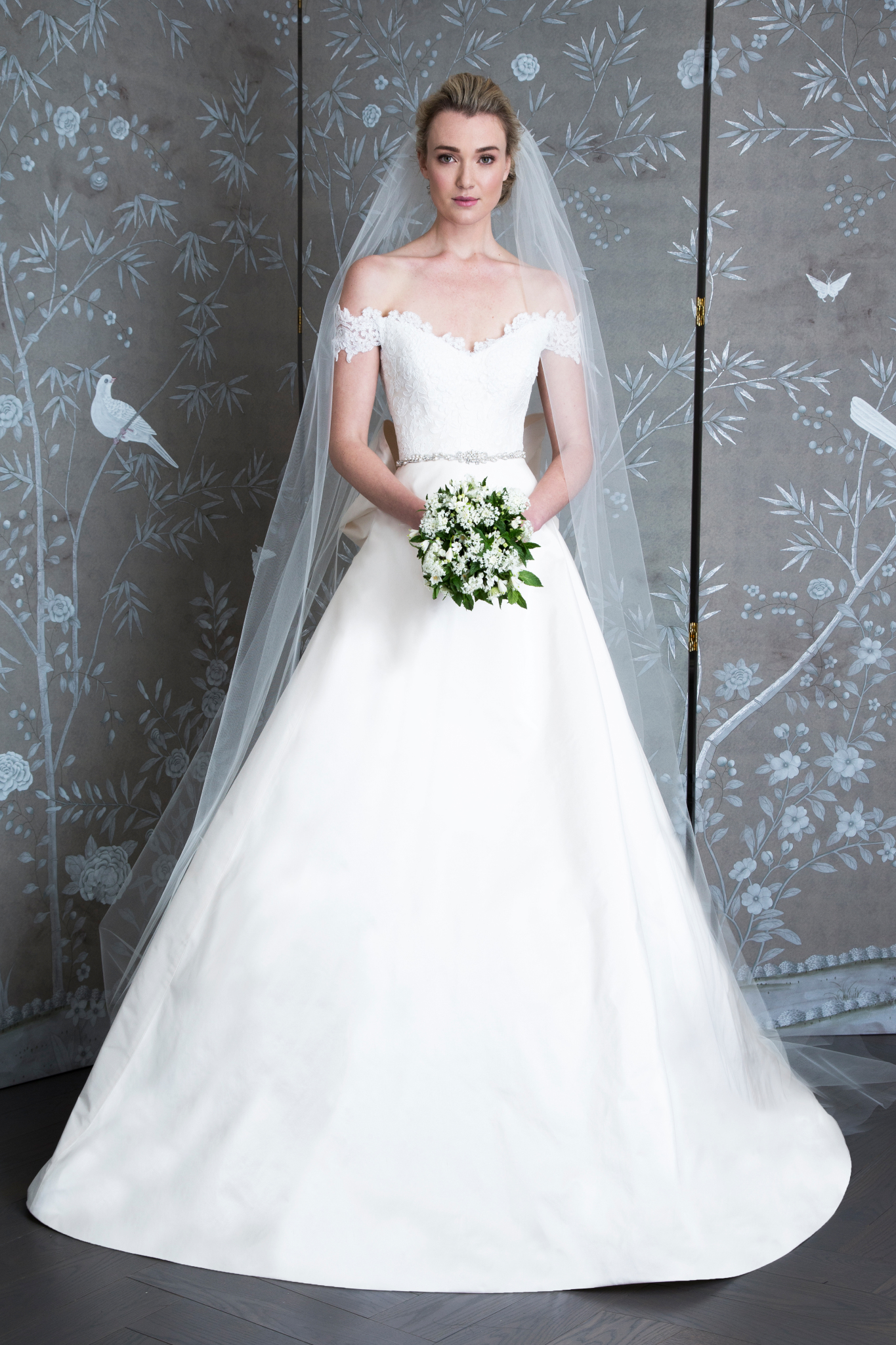 "legends romona keveza ""L9126"" wedding dress spring 2019"
