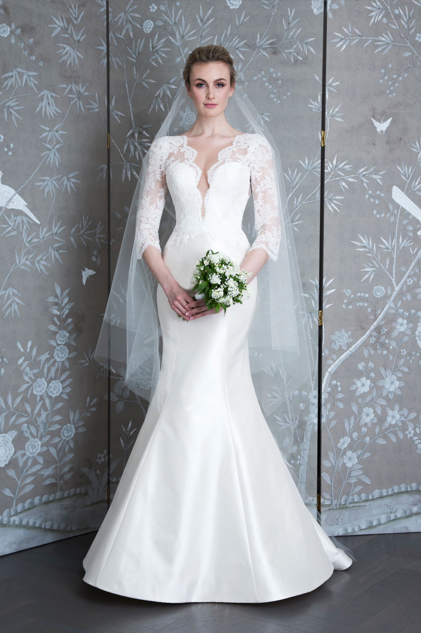 "legends romona keveza ""L9129"" wedding dress spring 2019"