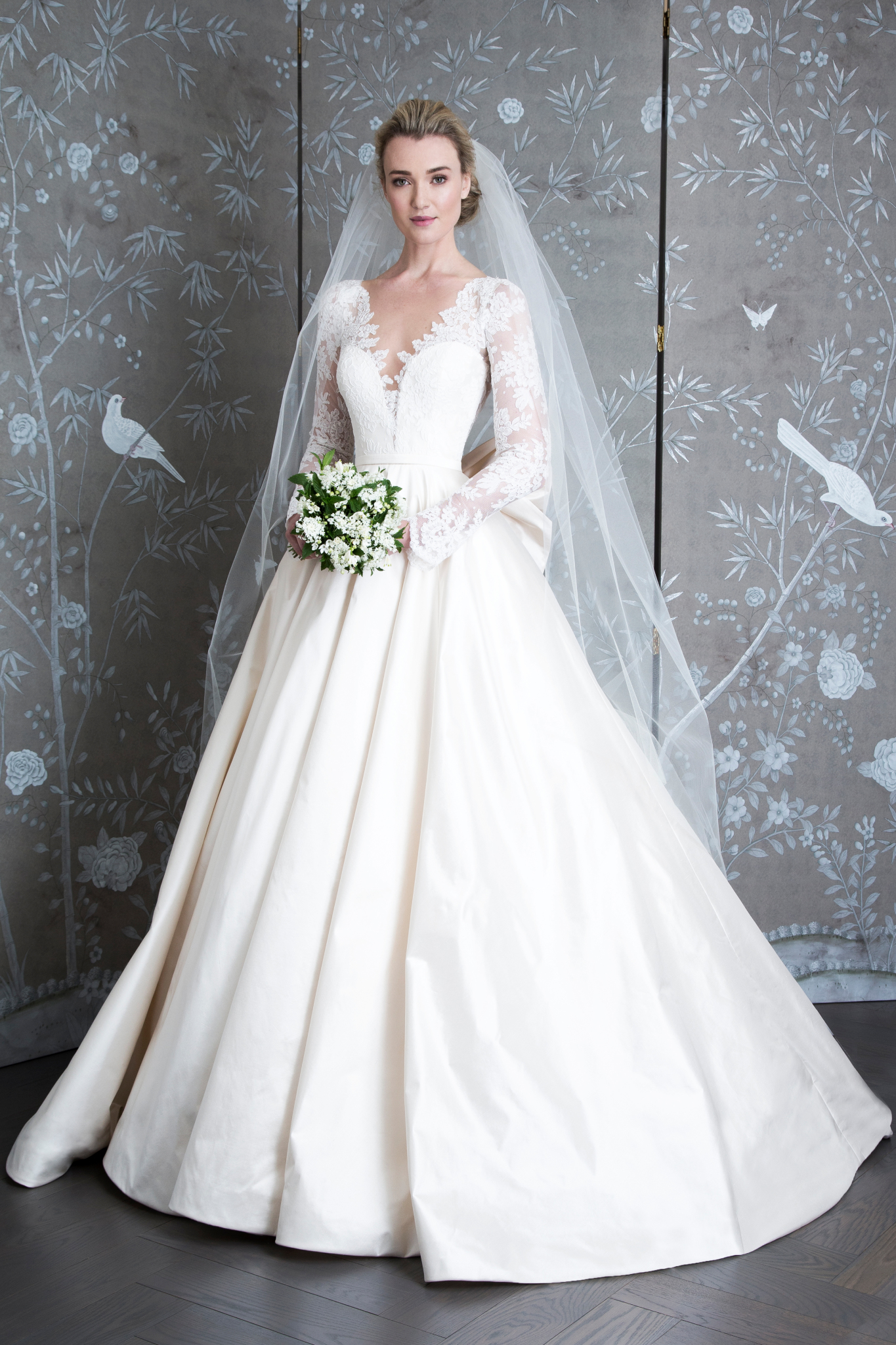 "legends romona keveza ""L9131"" wedding dress spring 2019"