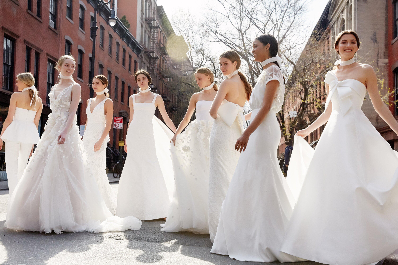 Lela Rose Spring 2019 Wedding Dress Collection Martha Stewart